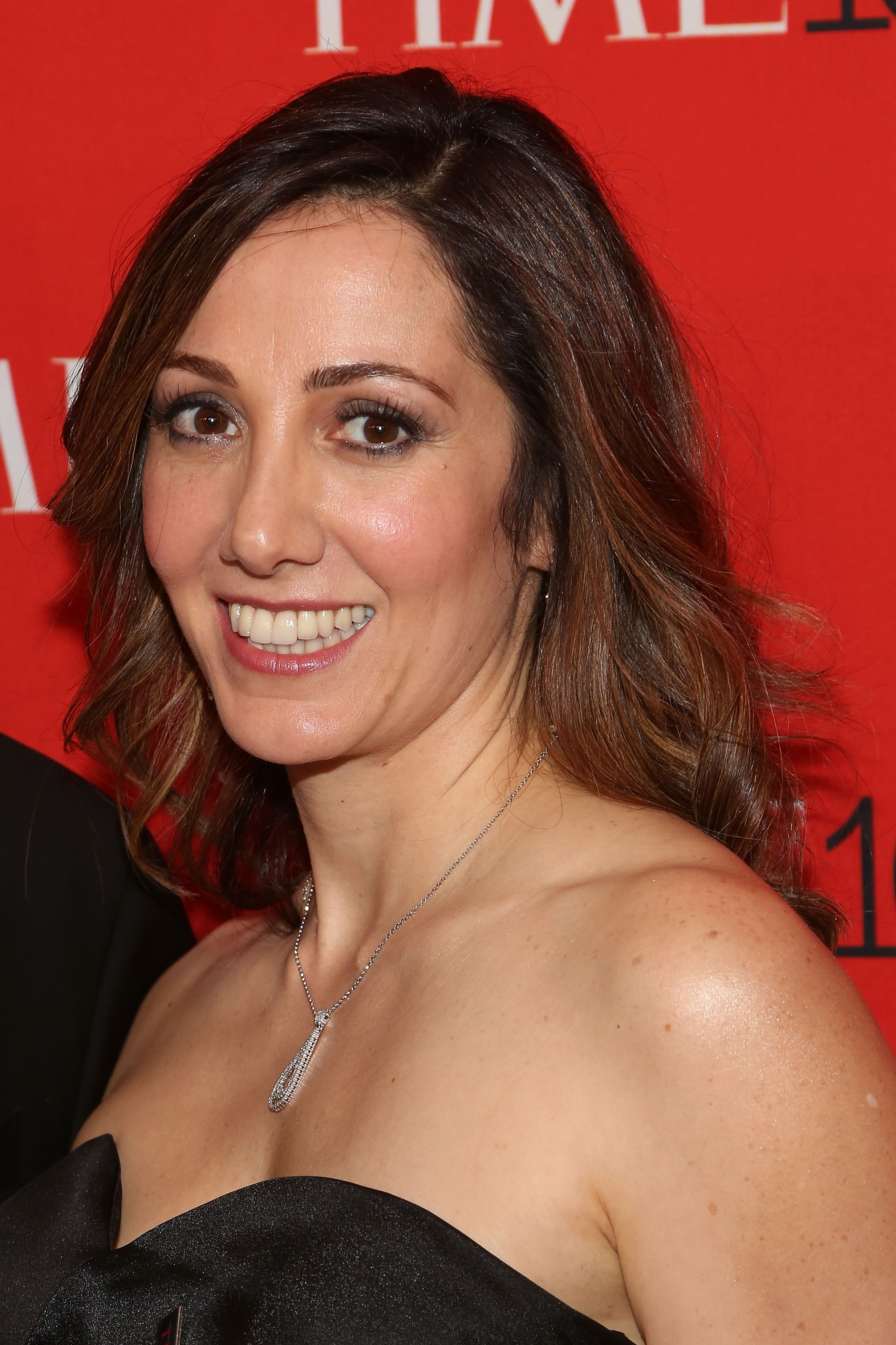 Evolutionary geneticist Pardis Sabeti attends the 2015 Time 100 Gala at Frederick P. Rose Hall, Jazz at Lincoln Center on April 21, 2015 in New York City.