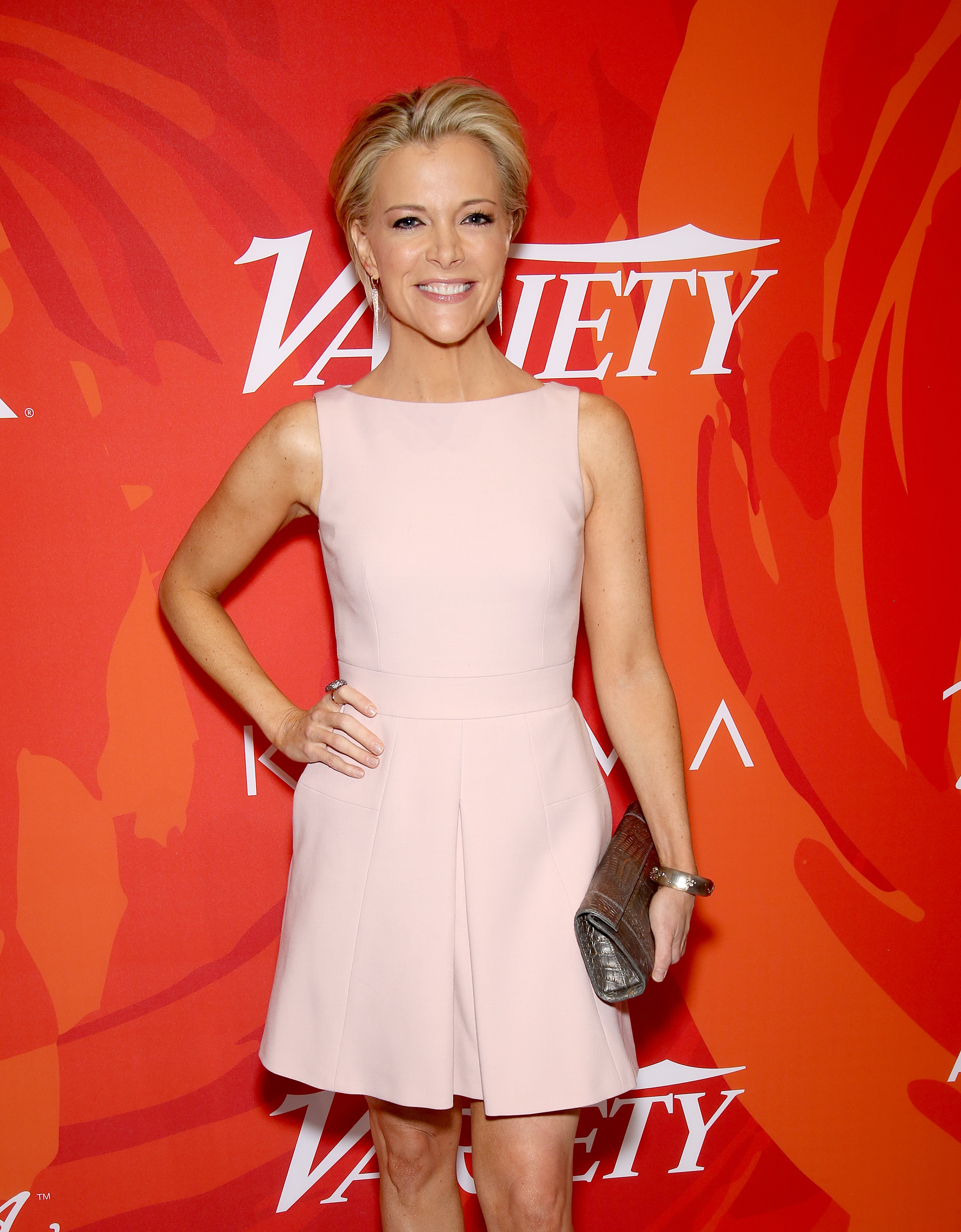 Journalist Megyn Kelly attends the Variety's Power Of Women: New York 2016 at Cipriani Midtown on April 8, 2016 in New York City.  (Paul Zimmerman--WireImage)