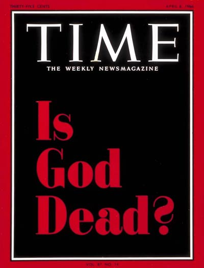 The April 8, 1966 cover of TIME