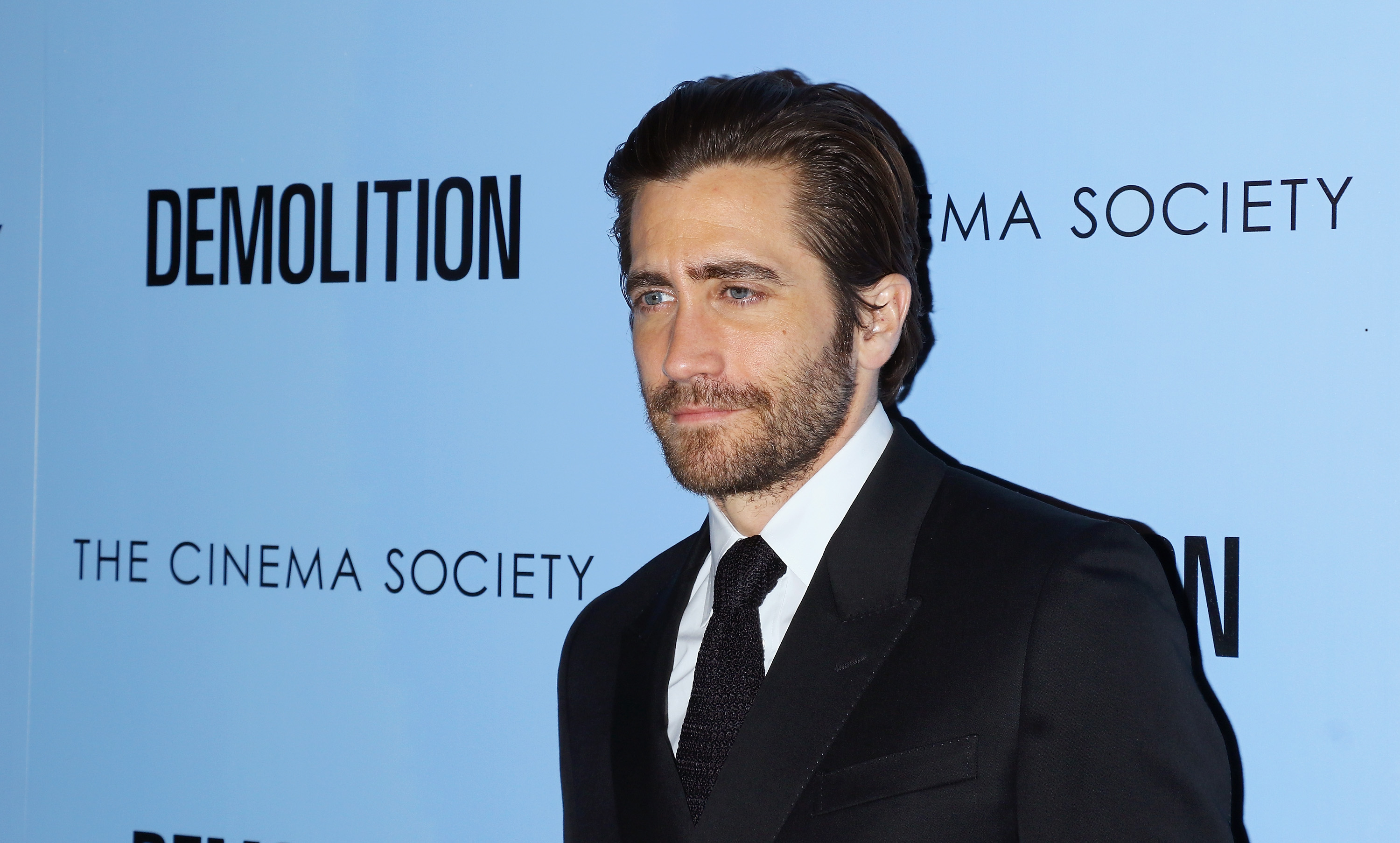 Actor Jake Gyllenhaal attends the Fox Searchlight Pictures with The Cinema Society host a screening of  Demolition  at the SVA Theater on March 21, 2016 in New York City.