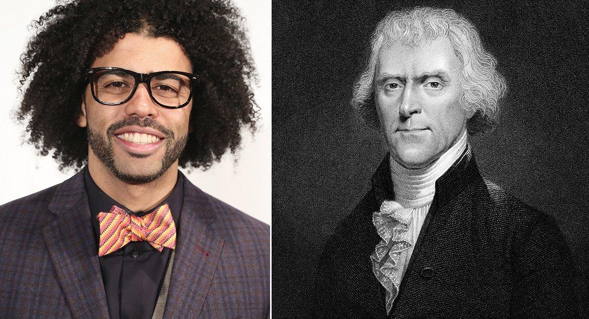 Hamilton Broadway S Daveed Diggs Talks Thomas Jefferson Time