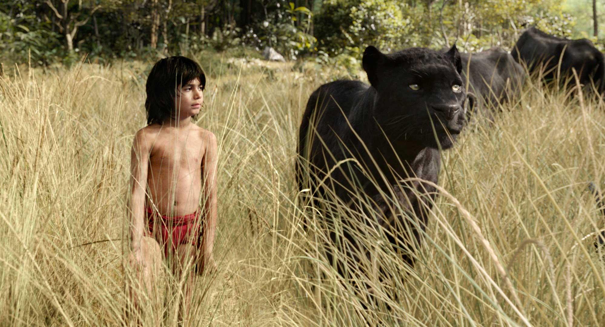 Jon Favreau's Jungle Book is a wild tale for a digital age