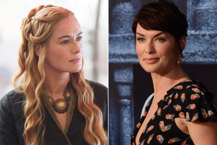 Cersei Lannister; Lena Headey