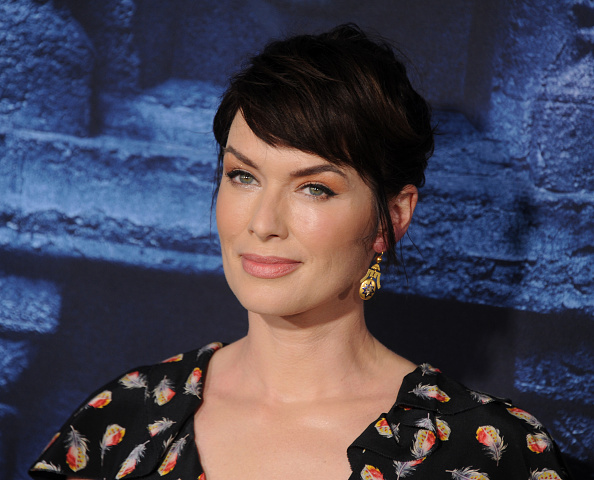Actress Lena Headey arrives at the premiere of HBO's 'Game Of Thrones' Season 6 at TCL Chinese Theatre on April 10, 2016 in Hollywood, California.