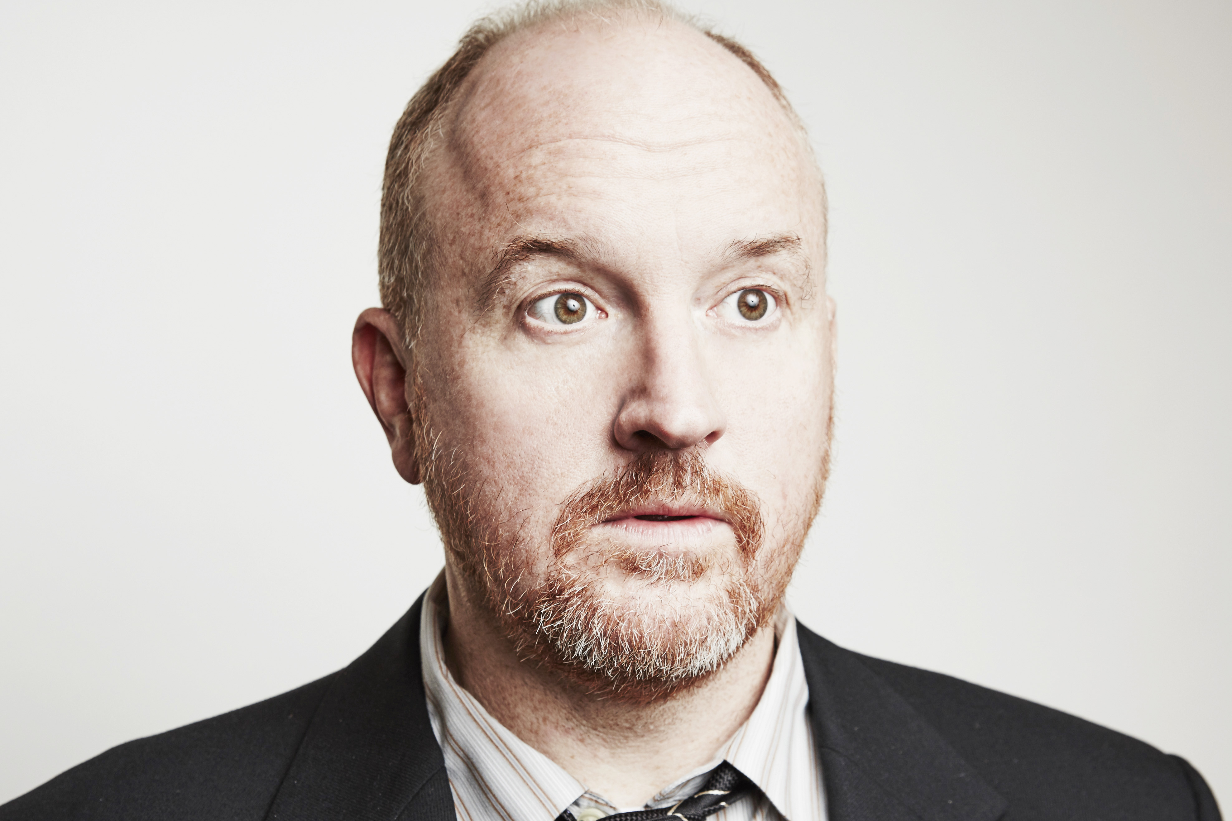 Louis C.K. in Pasadena, CA, on Jan. 19, 2016