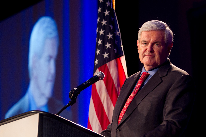 Newt Gingrich Is the Secret Master of Facebook Live  Time