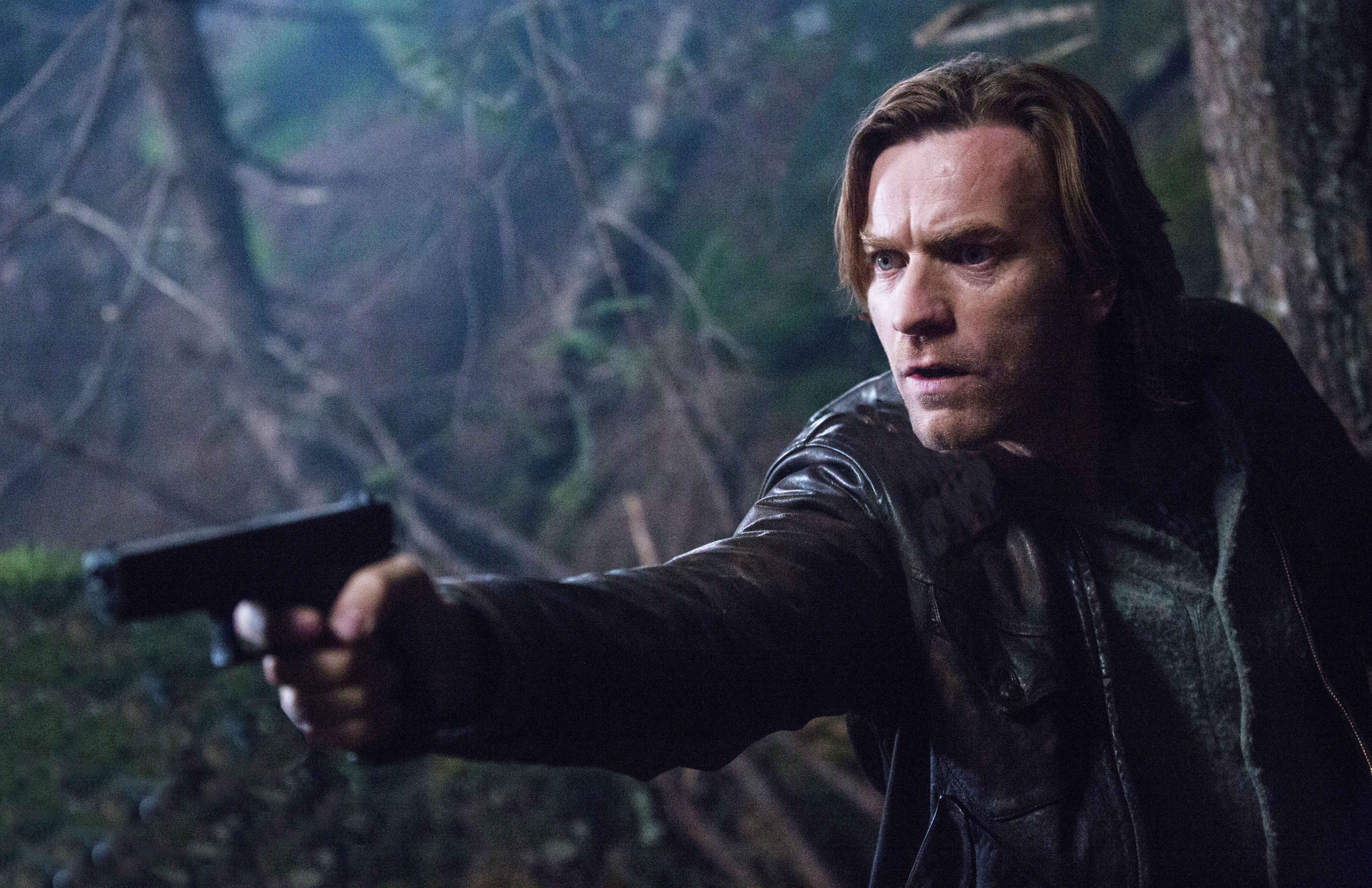 Ewan McGregor as Peregrine  Perry  Makepeace in Our Kind of Traitor, 2016