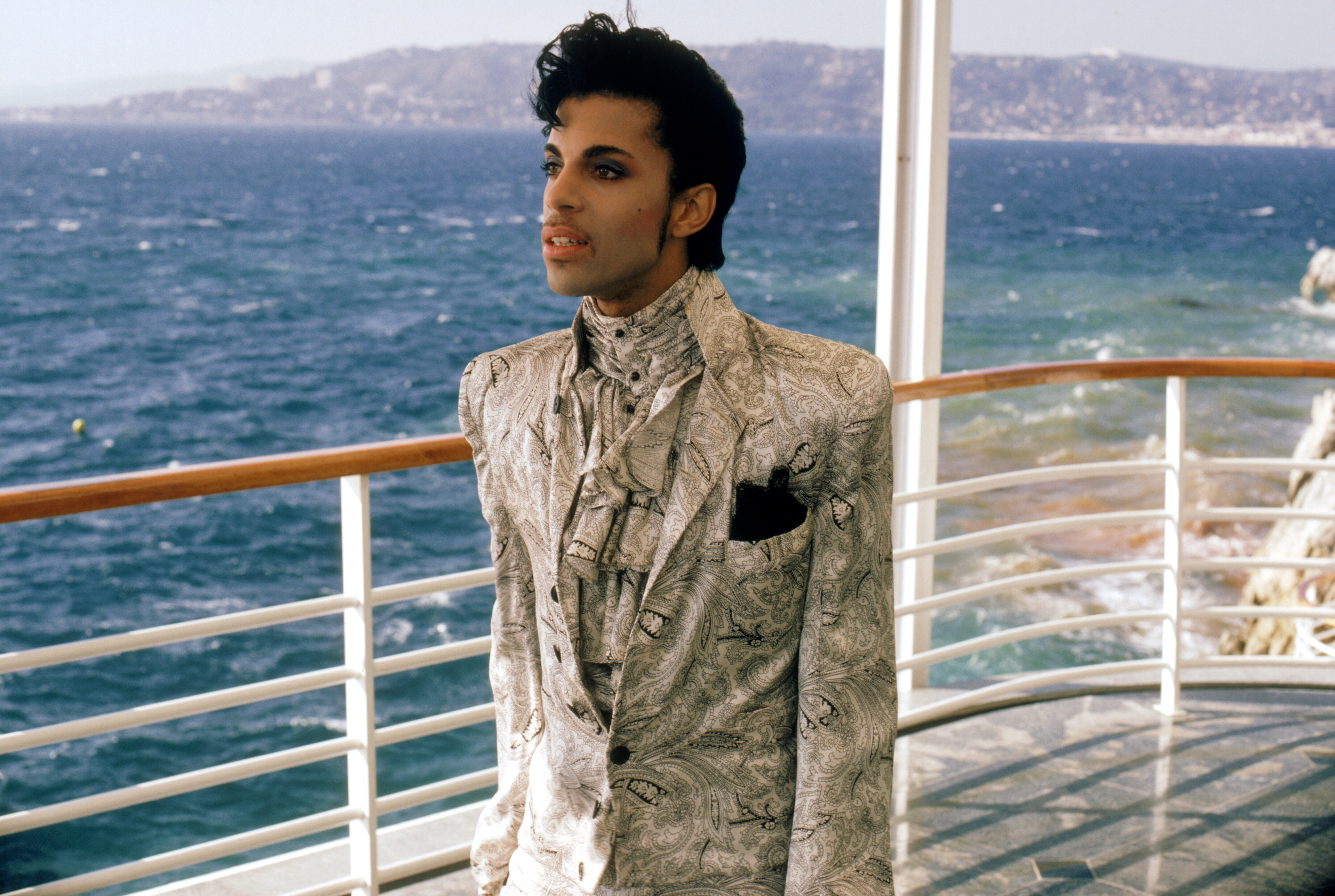 Prince in <i>Under the Cherry Moon</i>, 1986.
