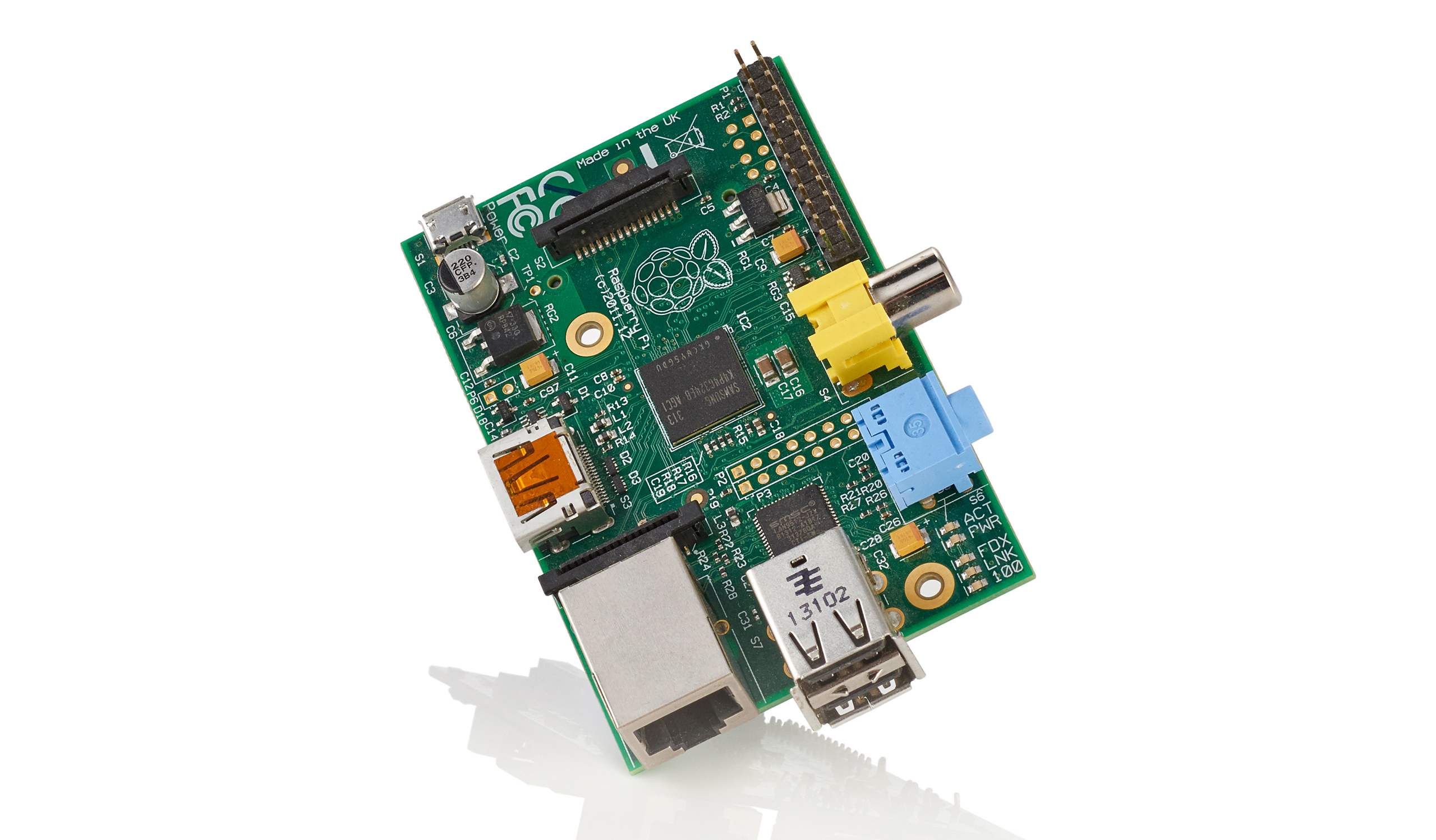 Raspberry Pi Product Shoot