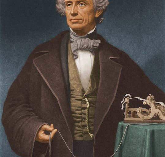 How Samuel Morse and the Telegraph Still Influence Your Life | Time