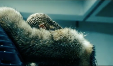 Beyonce in the trailer for 'Lemonade,' which she released on Sunday