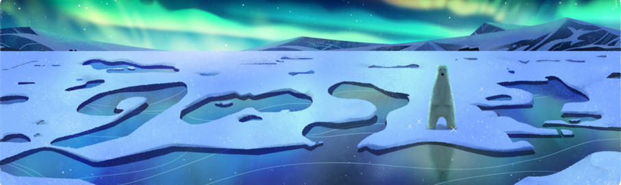 Google Doodle for Earth Day 2016