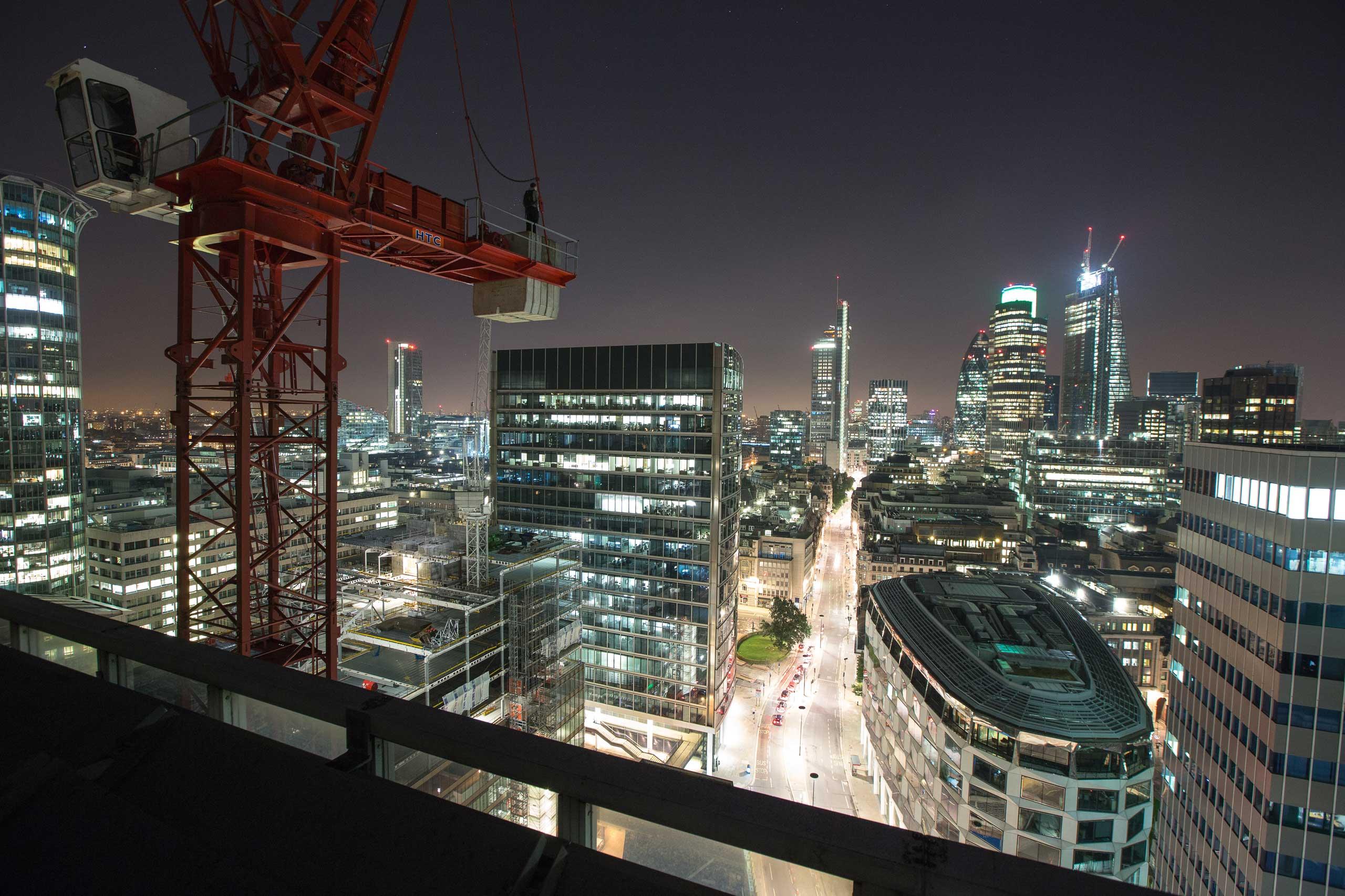 Trocadero 2, Soho, London Rising