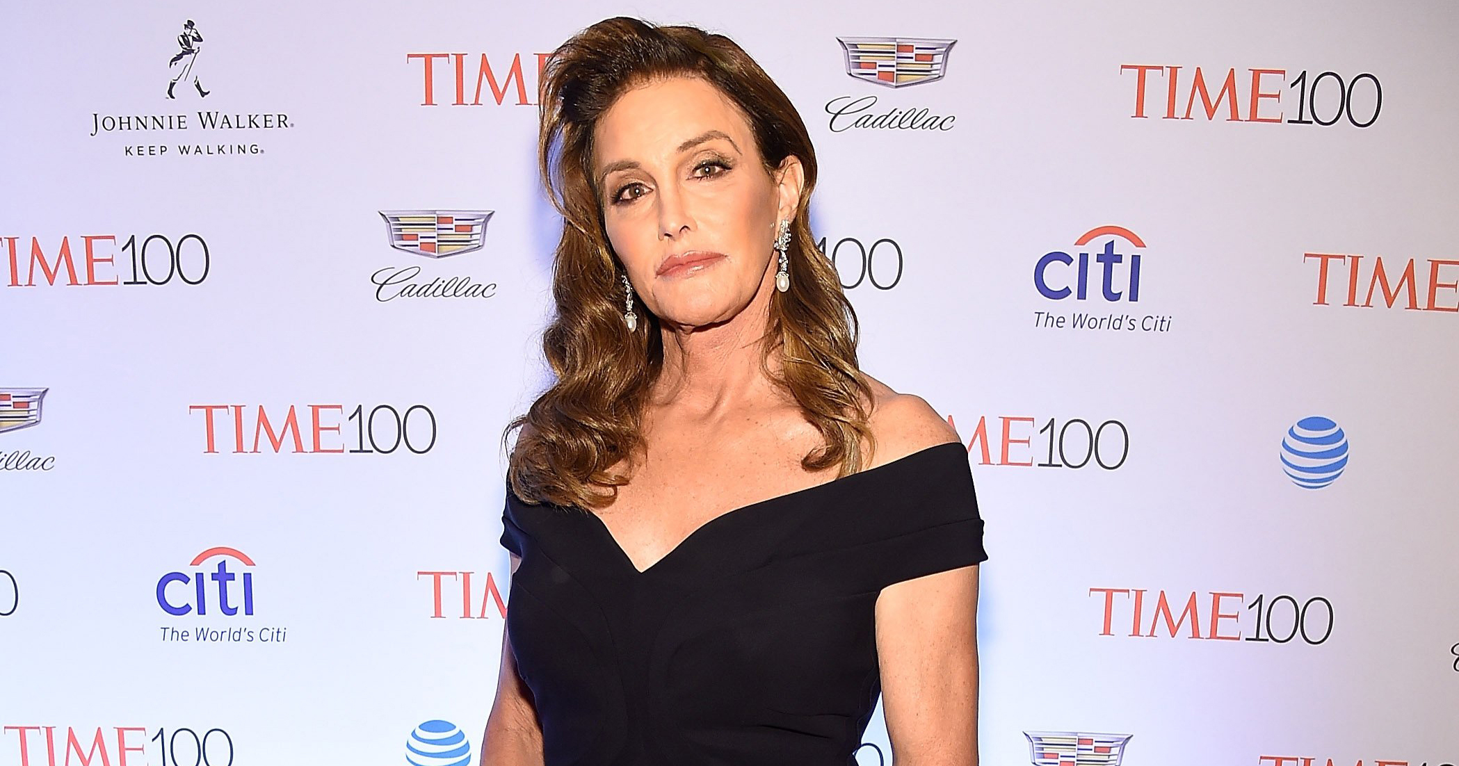 Caitlyn Jenner at the                       TIME 100 Gala in New York on April 26, 2016.