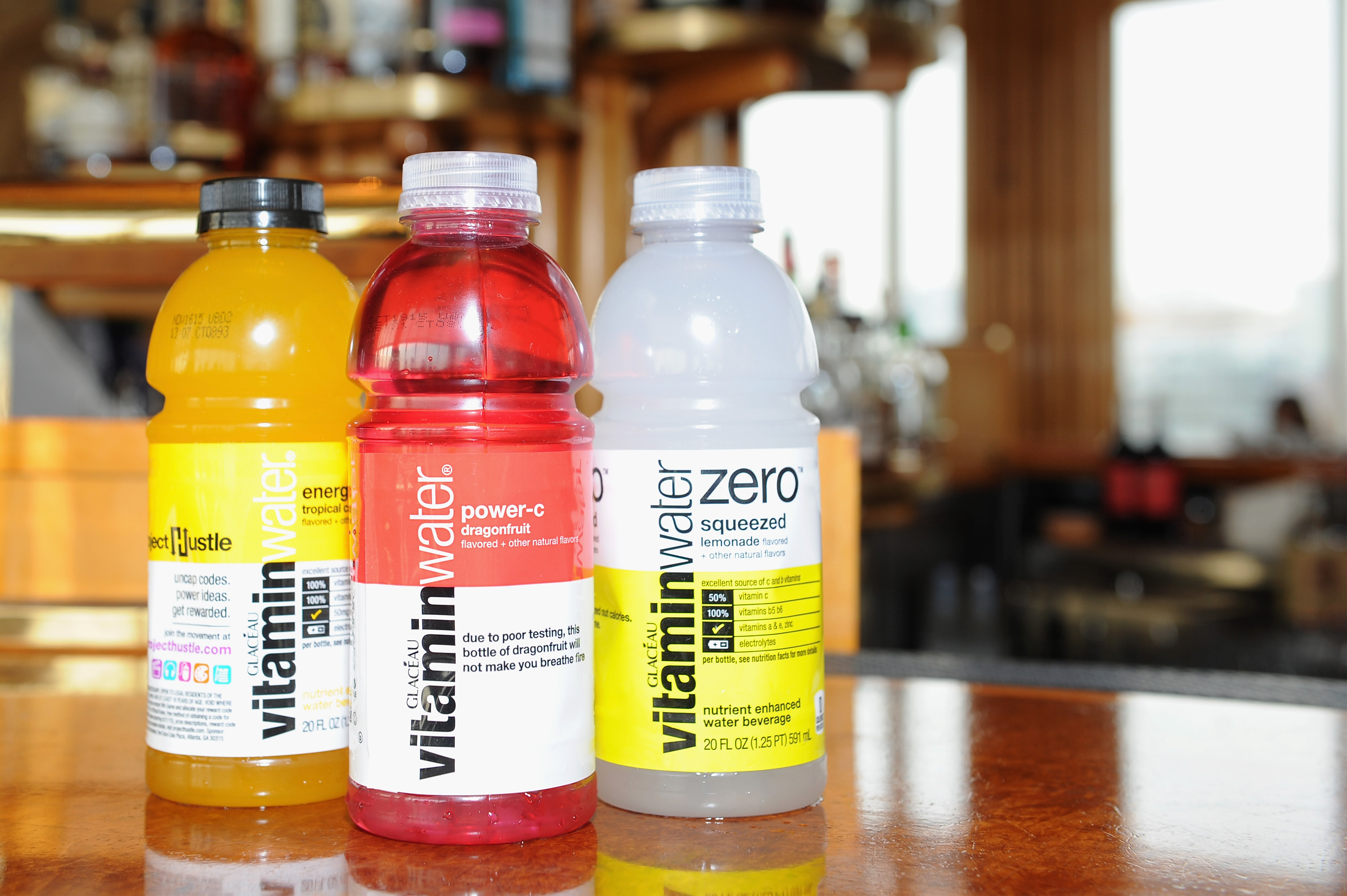 Vitaminwater at The Top of The Standard on May 29, 2015 in New York City.