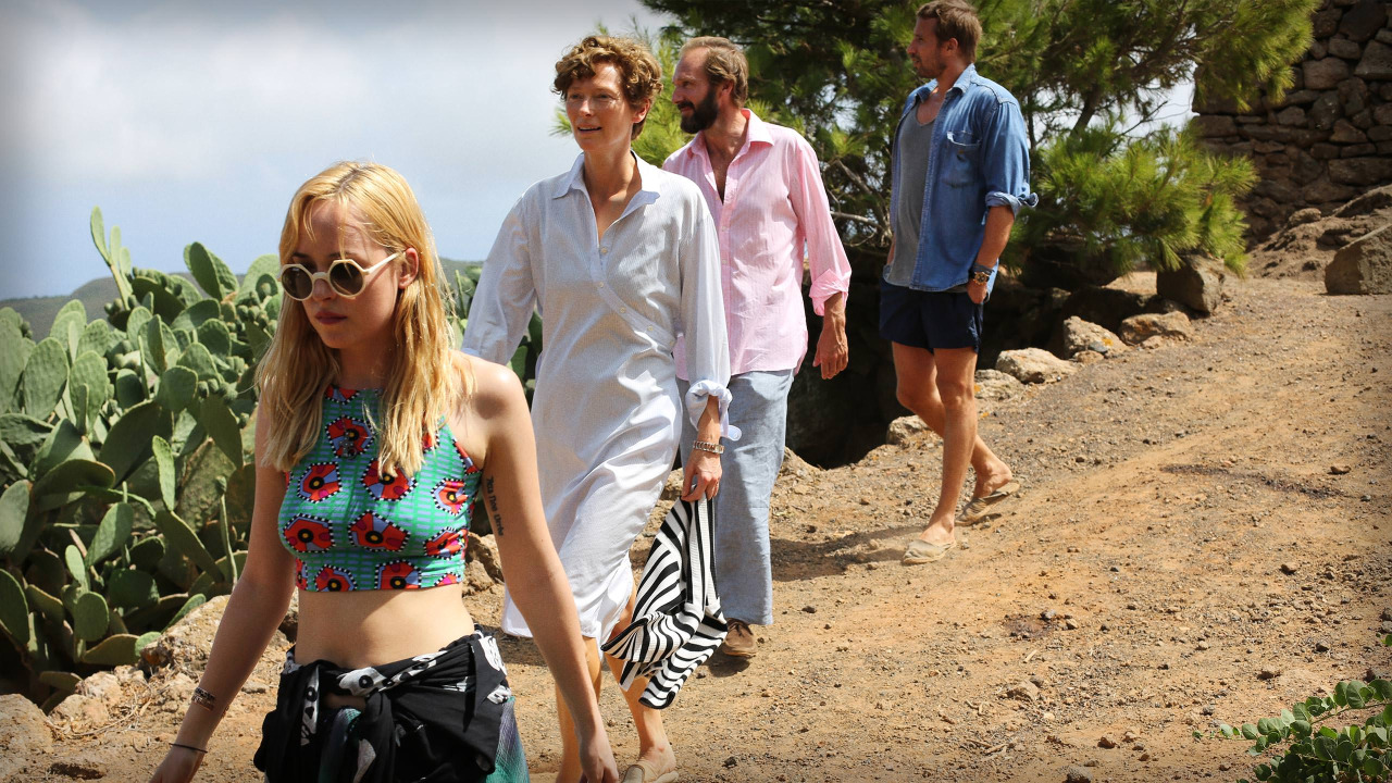 A Bigger Splash Review: Tilda Swinton | Time