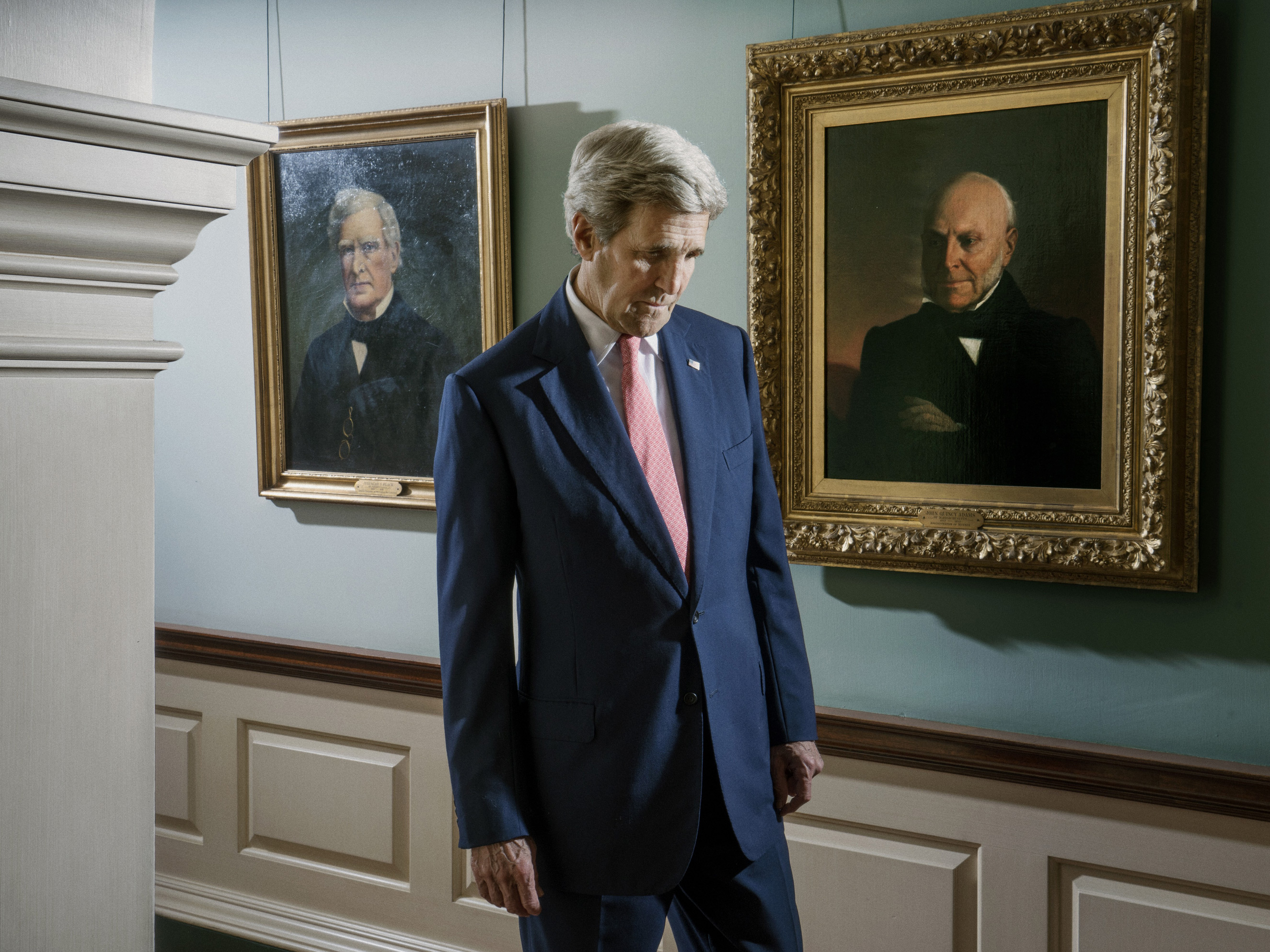 John Kerry from  The 100 Most Influential People.