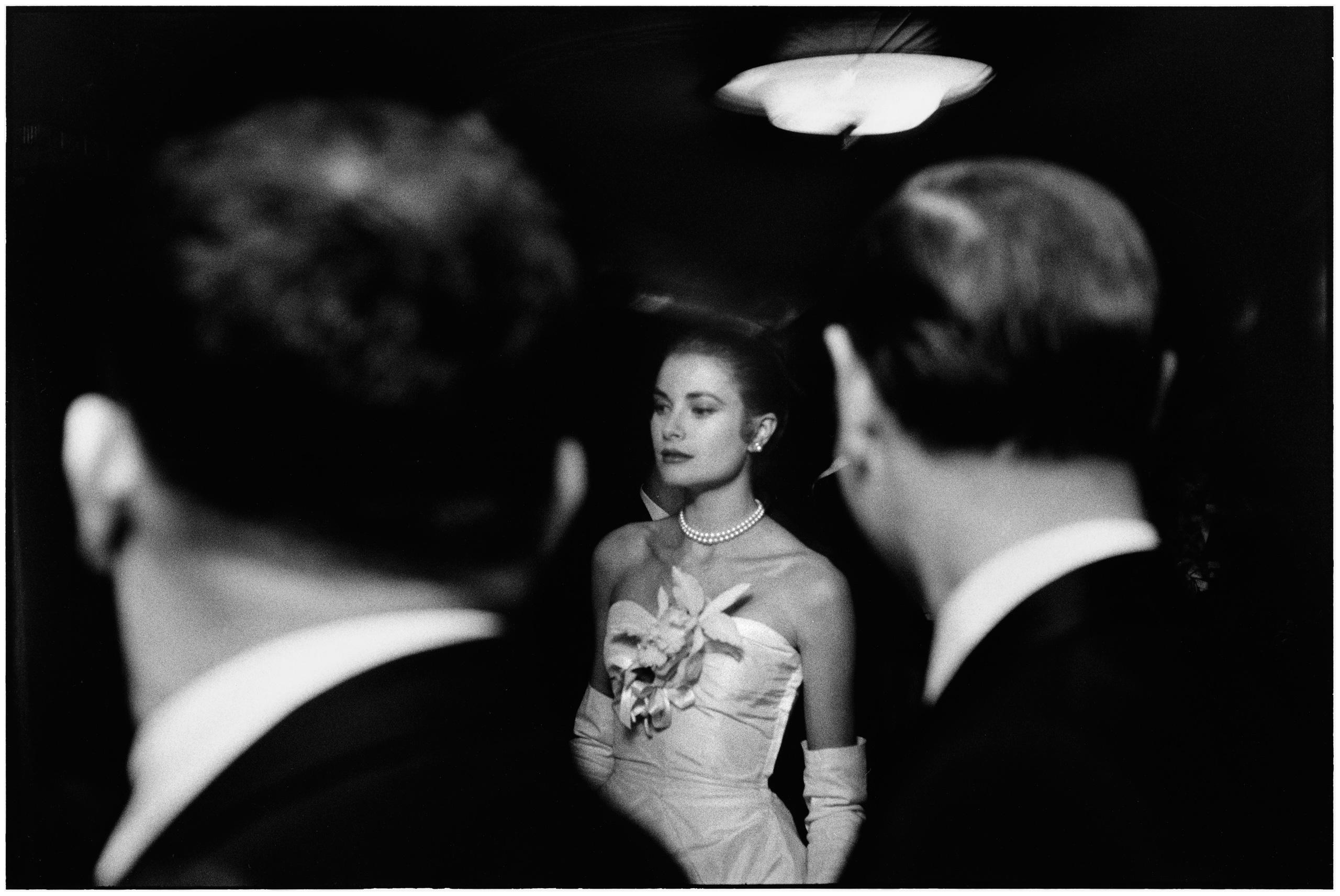 Grace Kelly, New York City, January 1956