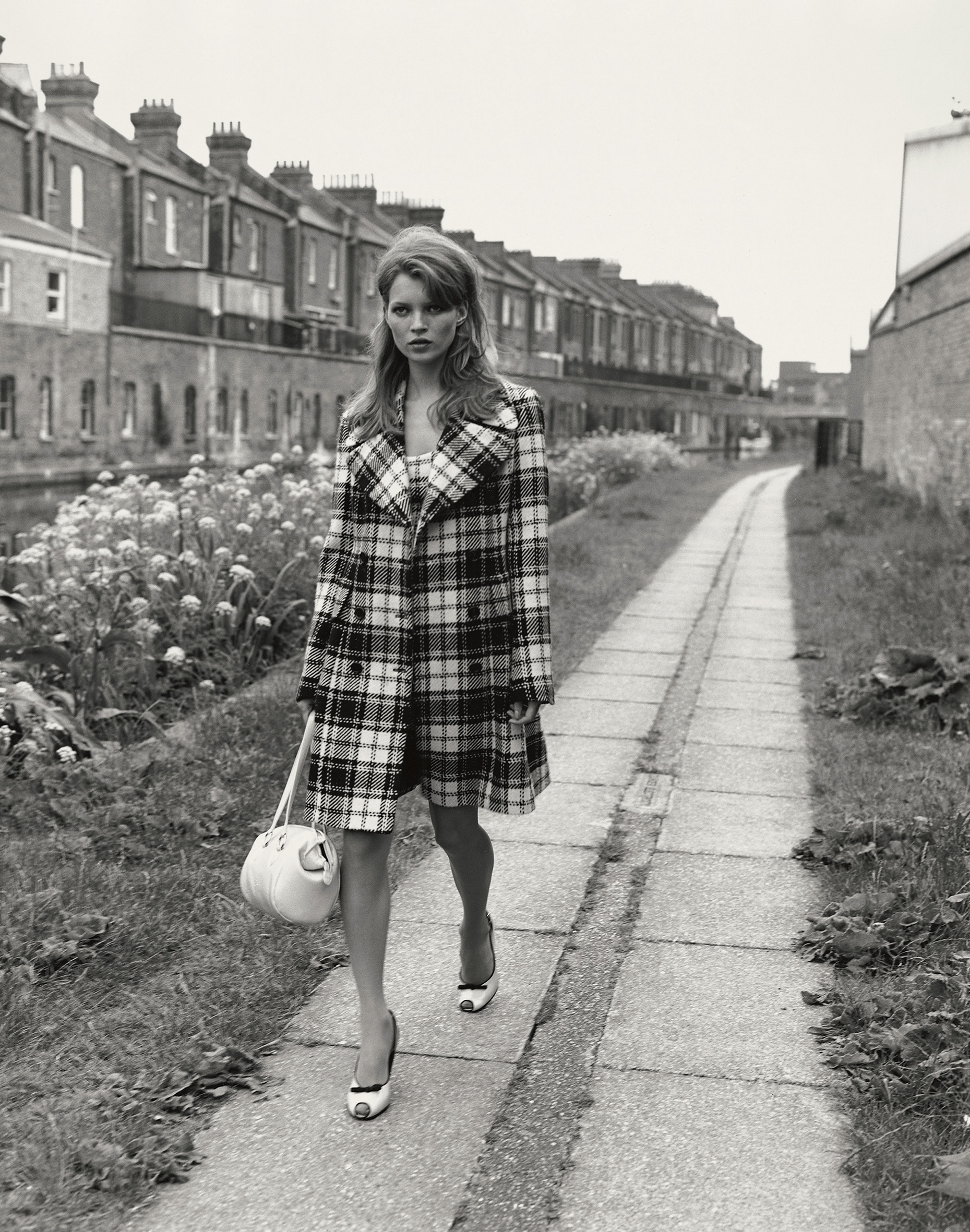 Kate Moss, London, 1995