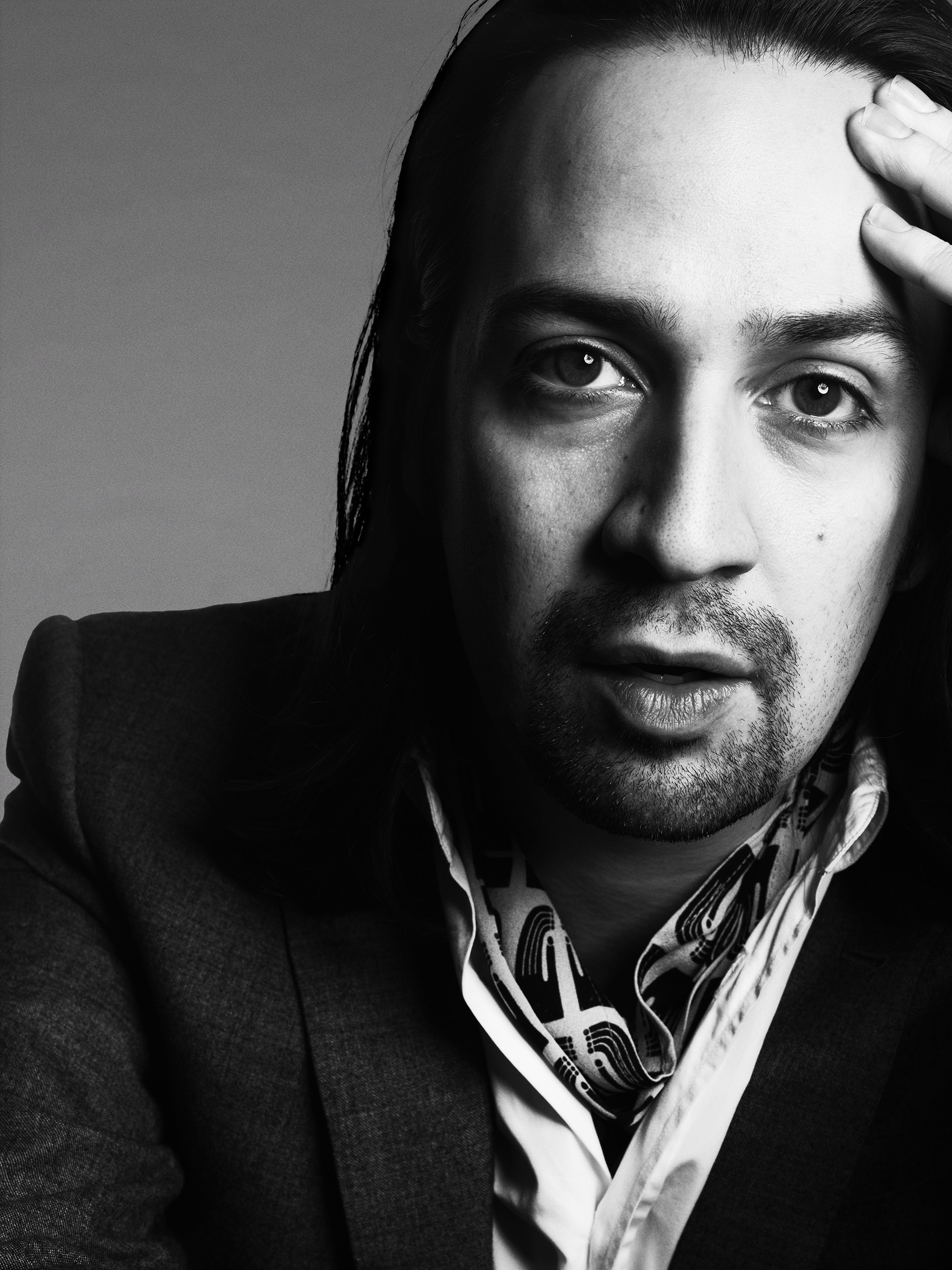 Lin-Manuel Miranda from  The 100 Most Influential People.