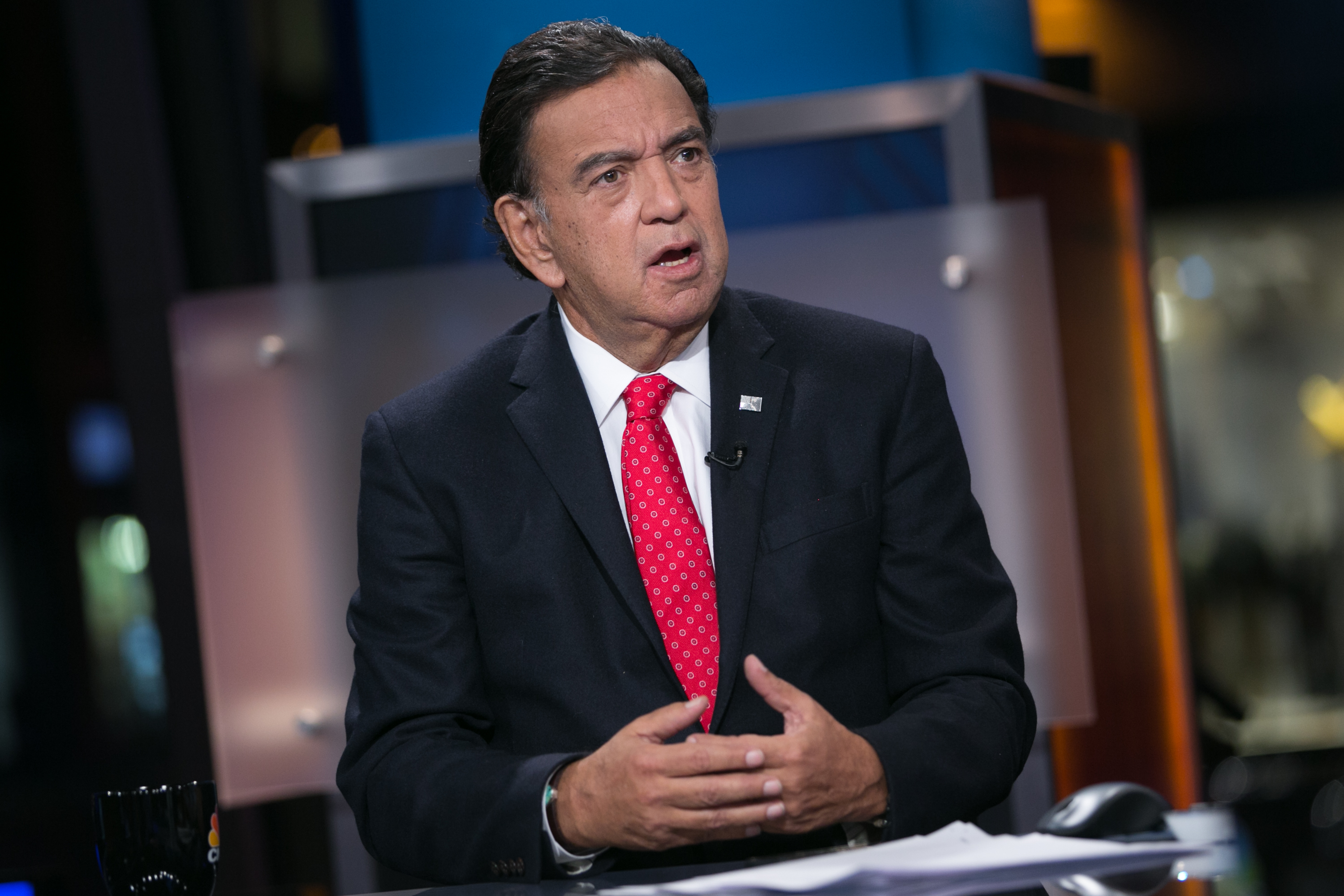 Bill Richardson, former Governor of New Mexico, in an interview on Jan.13, 2015.