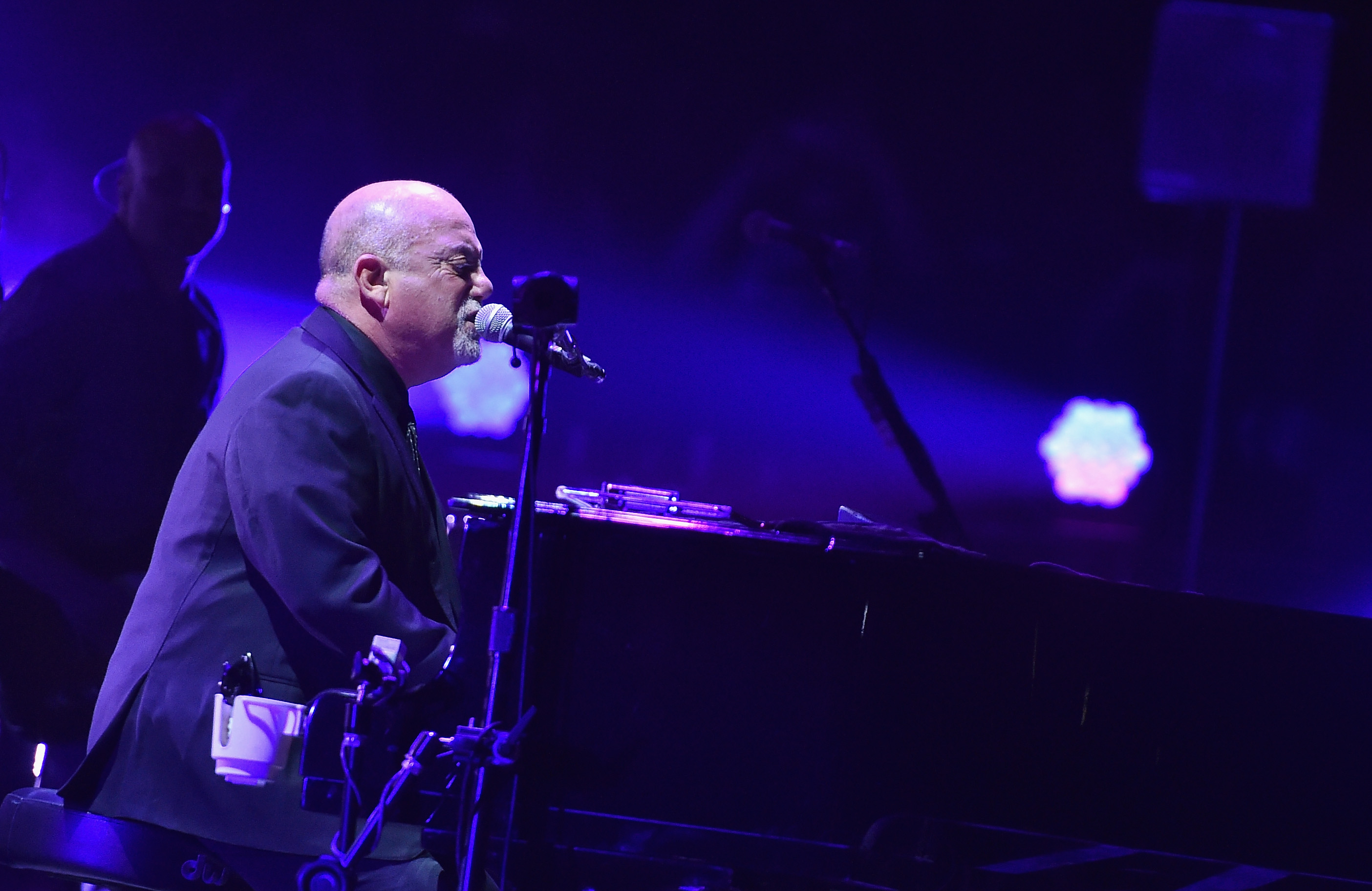 Billy Joel performs in concert at Madison Square Garden on May 27 in New York City.