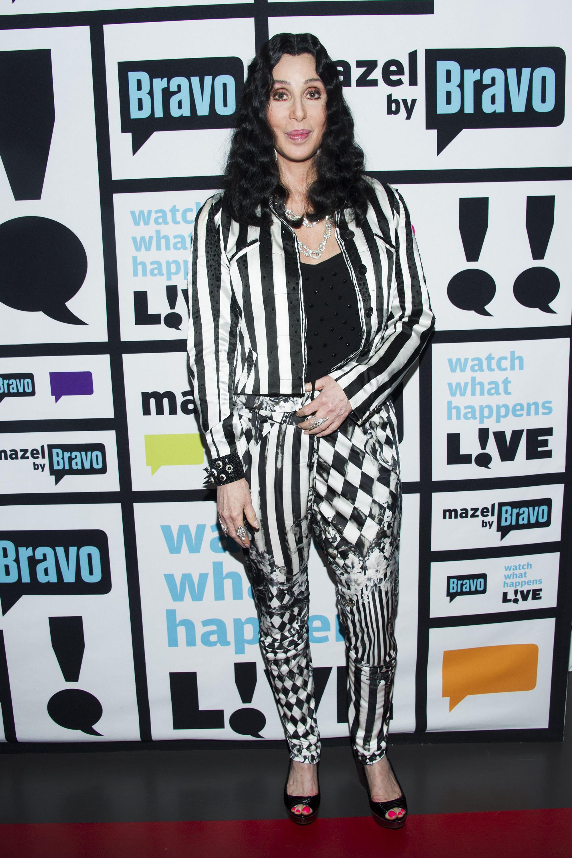 Cher in New York City on June 27, 2013.