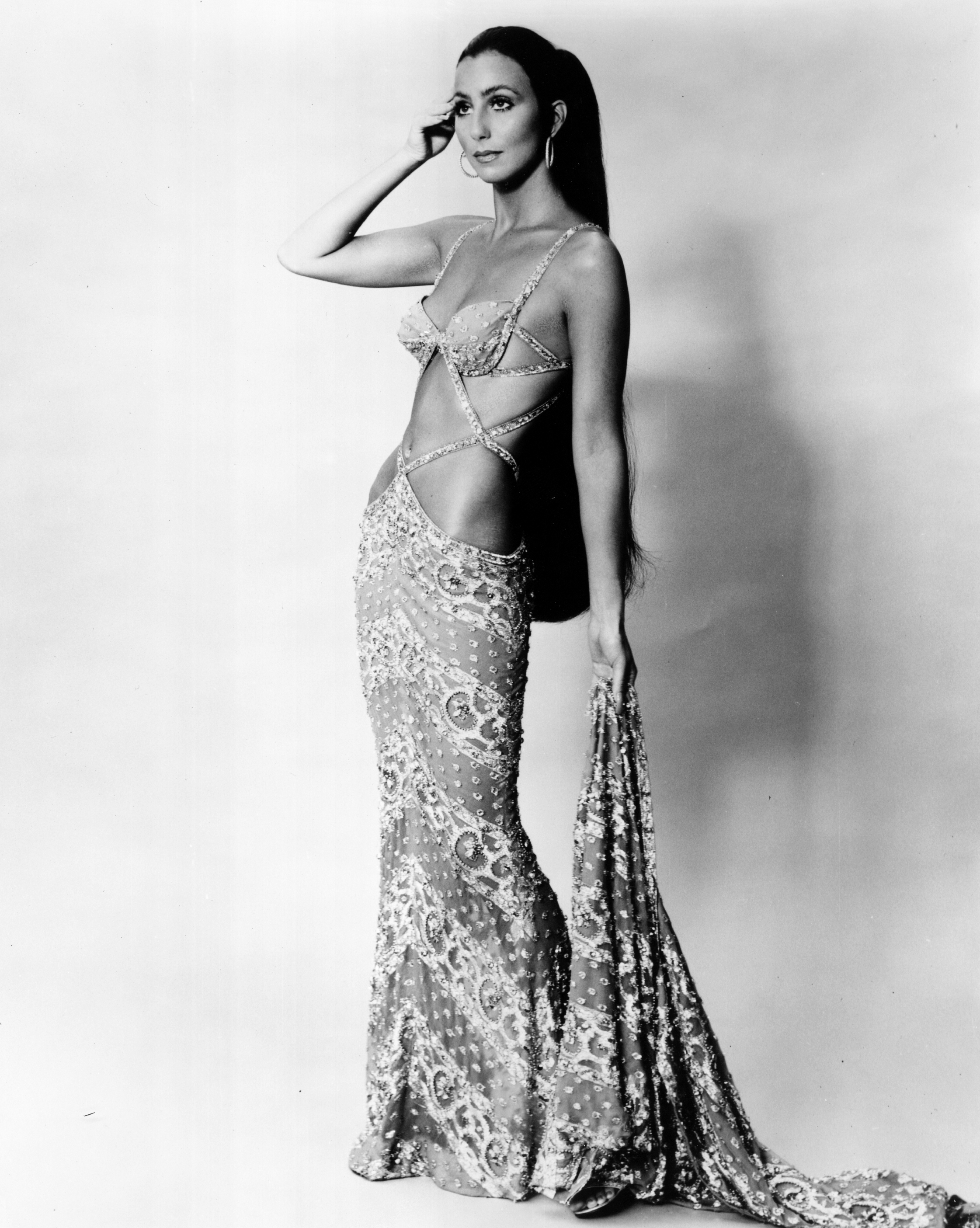 Cher in 1972.