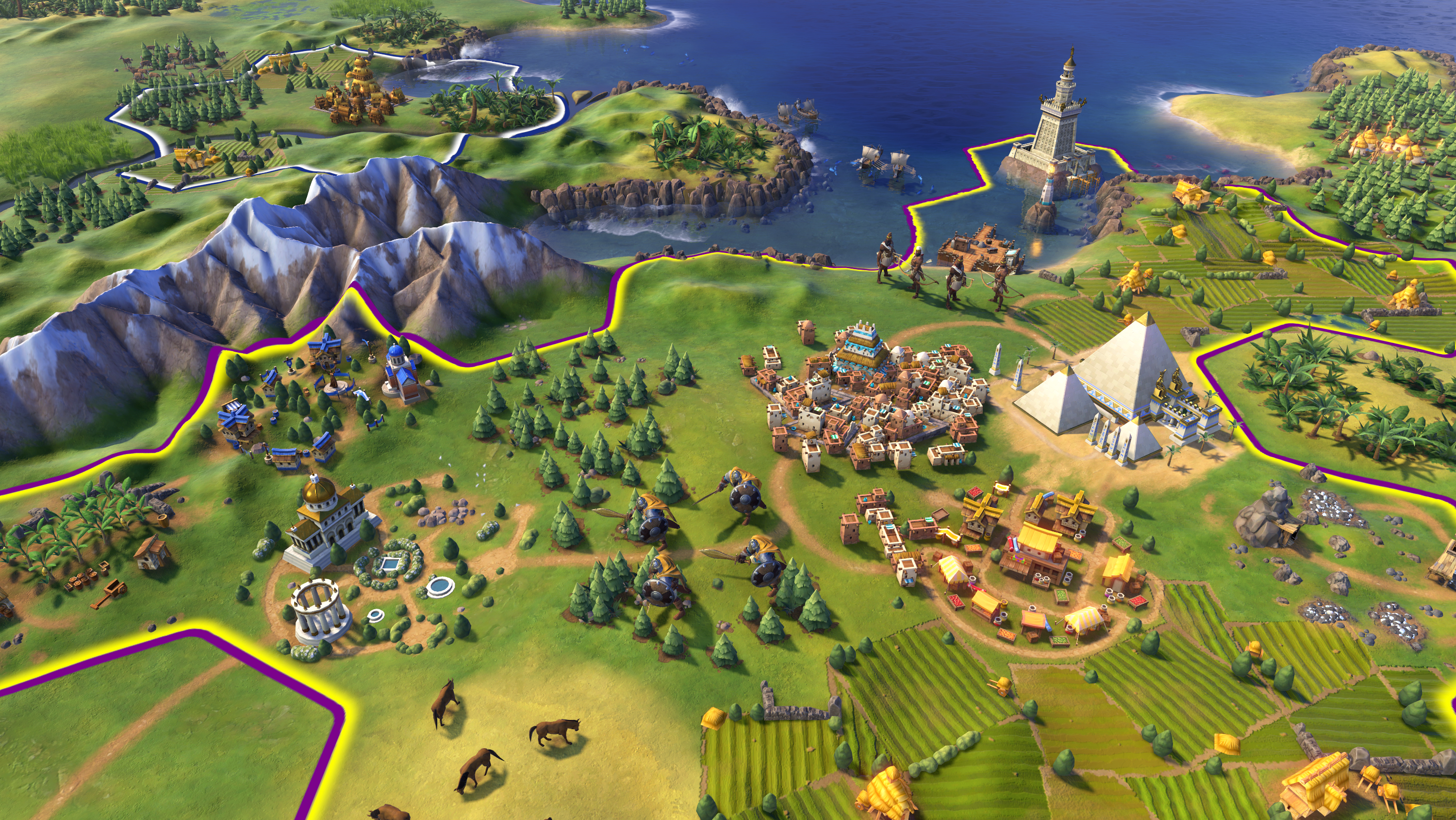 Sid Meier S Civilization 6 Coming Out For Pc October 21 Time