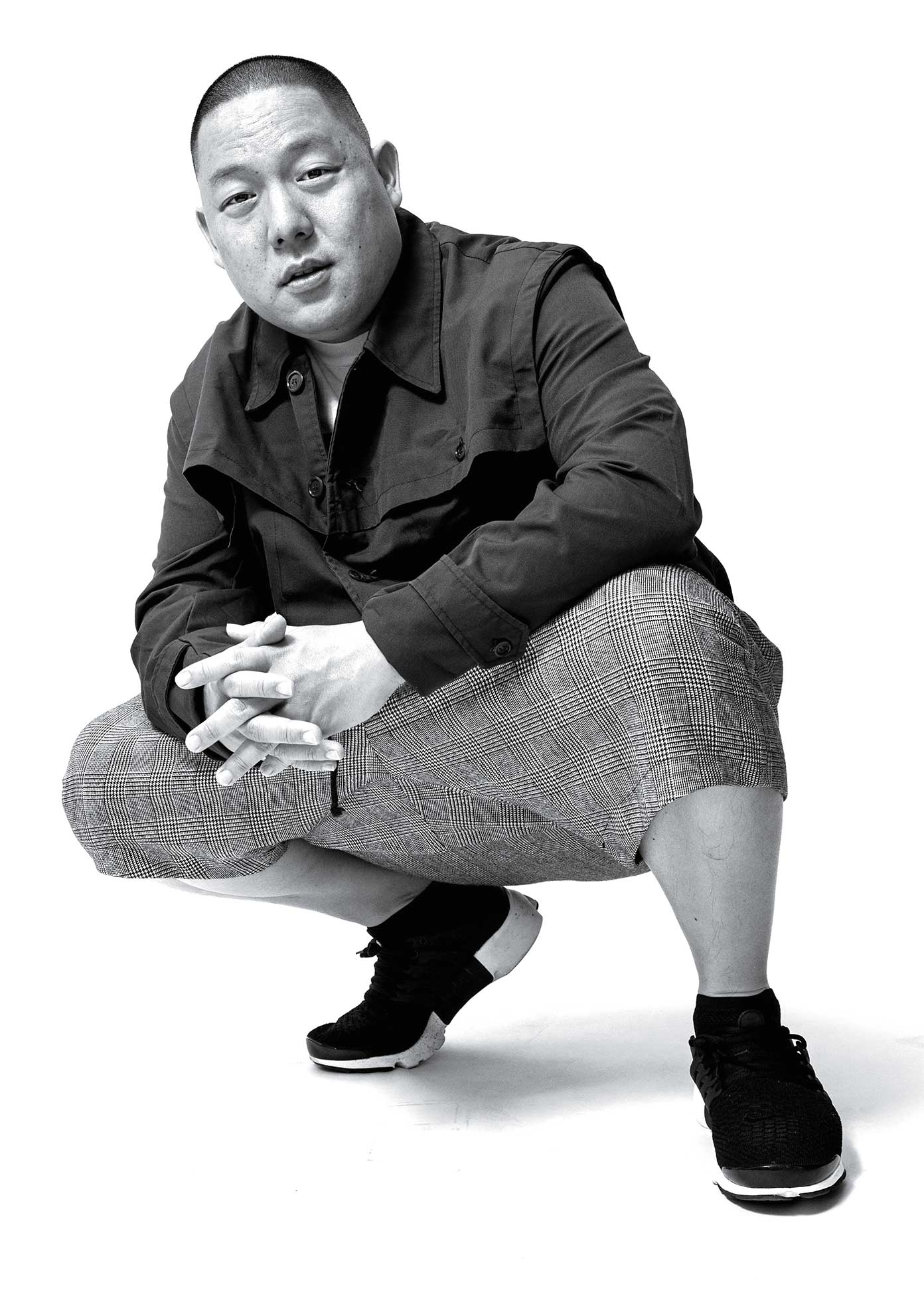 Eddie Huang the Fresh Off the Boat author, Baohaus chef and Viceland TV host is back with a new book, Double Cup Love, about his international quest for romance