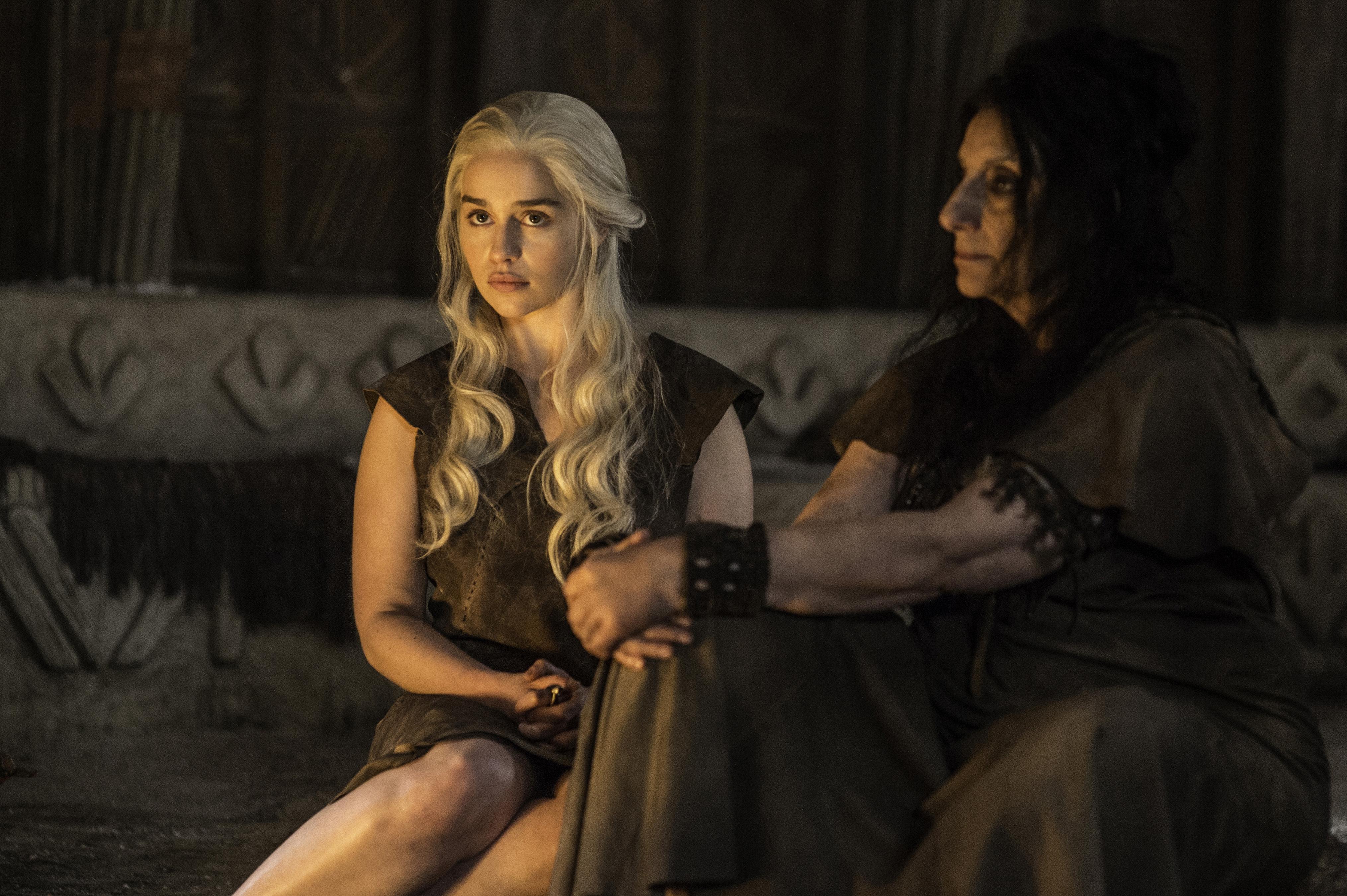 Clarke nude emilia got The Emilia