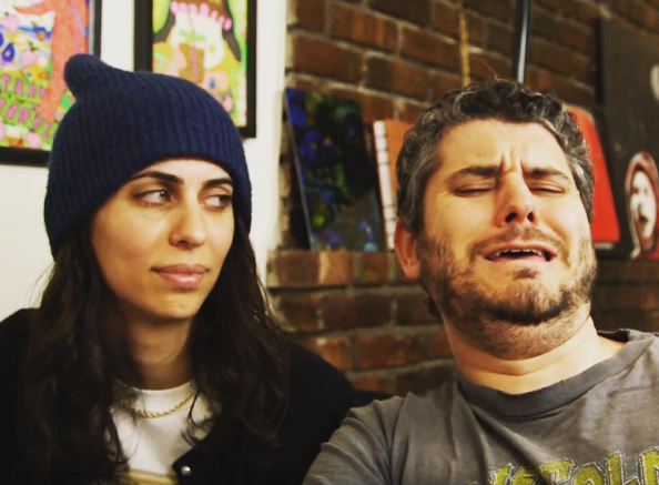 YouTube creators Hila Klein and Ethan Klein face a copyright infringement lawsuit over a reaction video they published.