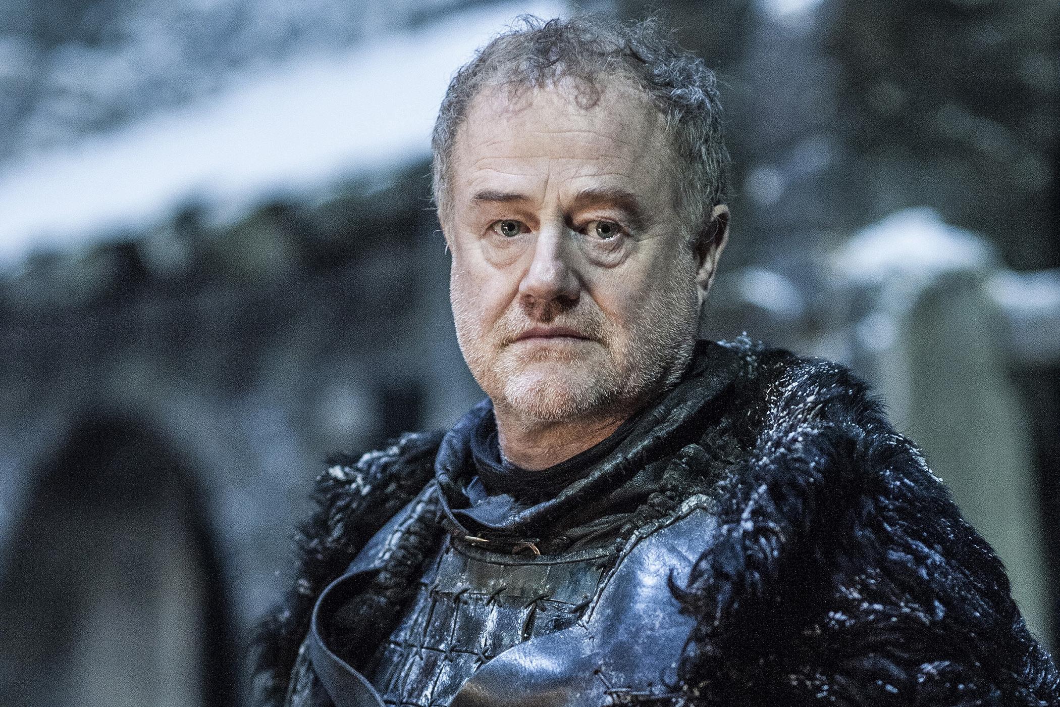 Owen Teale in season 6, episode 2 of Game of Thrones.