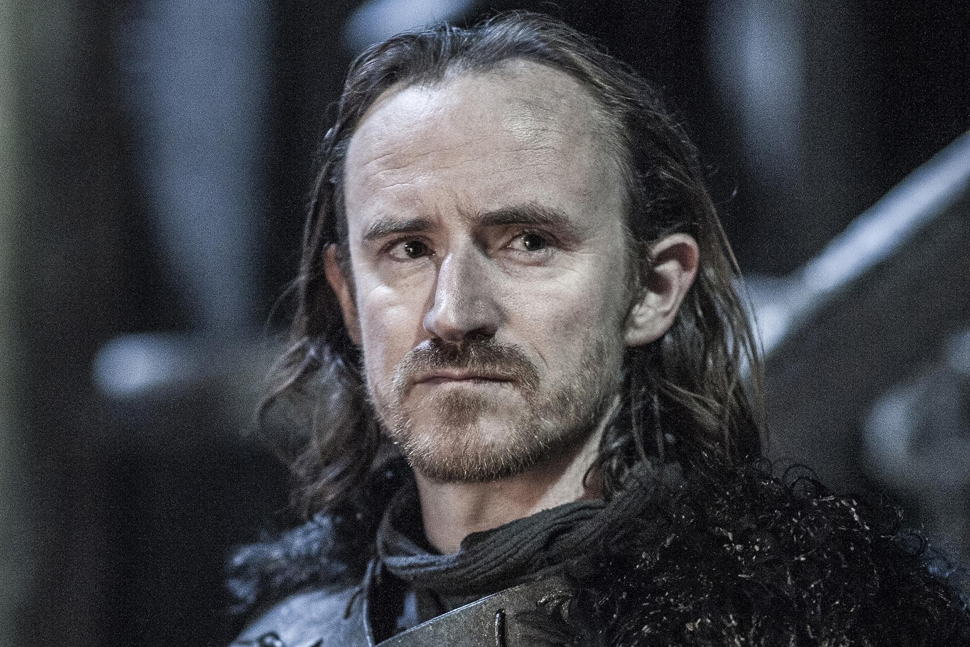 Ben Crompton in season 6, episode 2 of Game of Thrones.