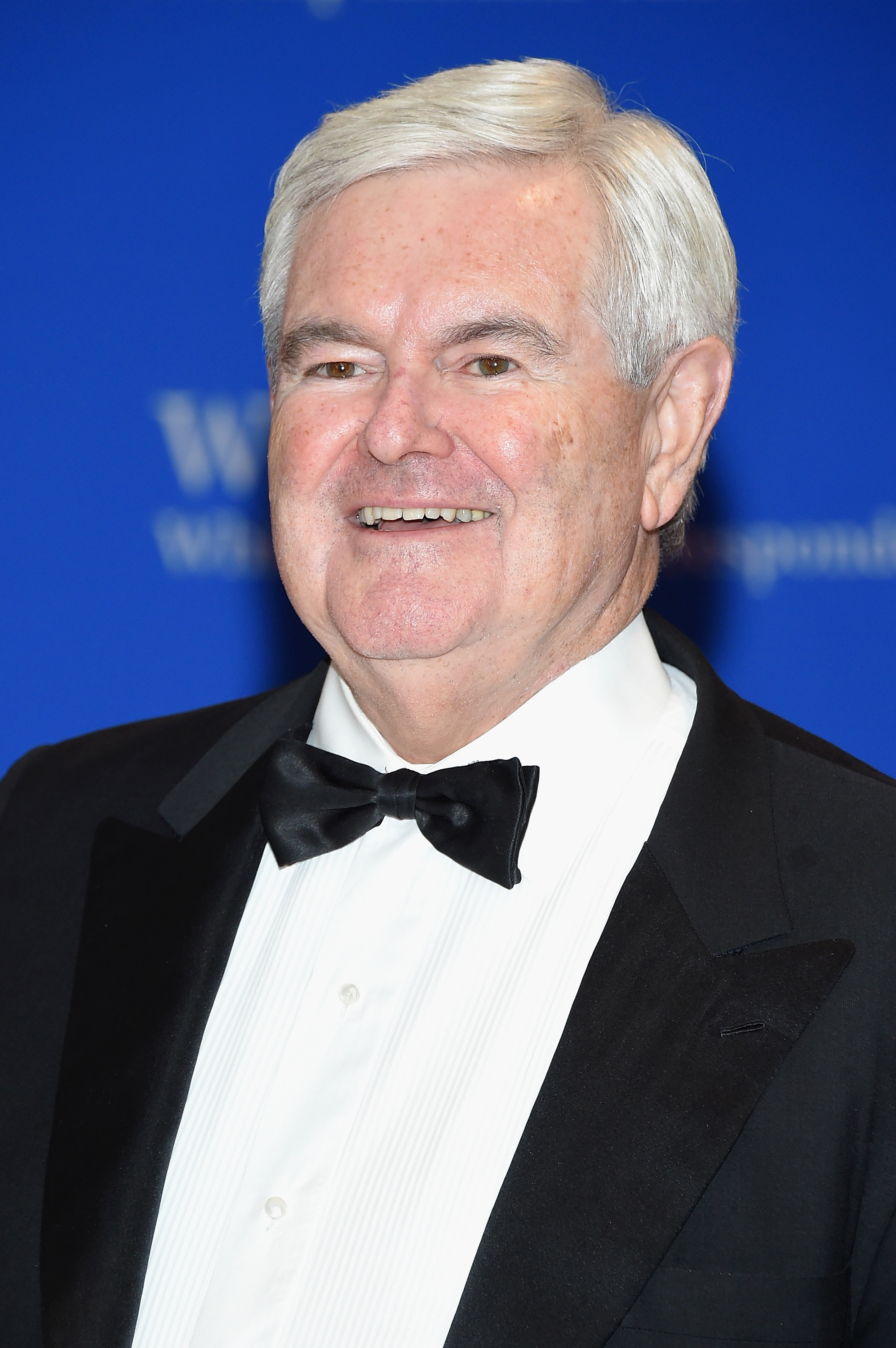 Newt Gingrich attends the 101st Annual White House Correspondents' Association Dinner at the Washington Hilton on April 25, 2015 in Washington, DC.