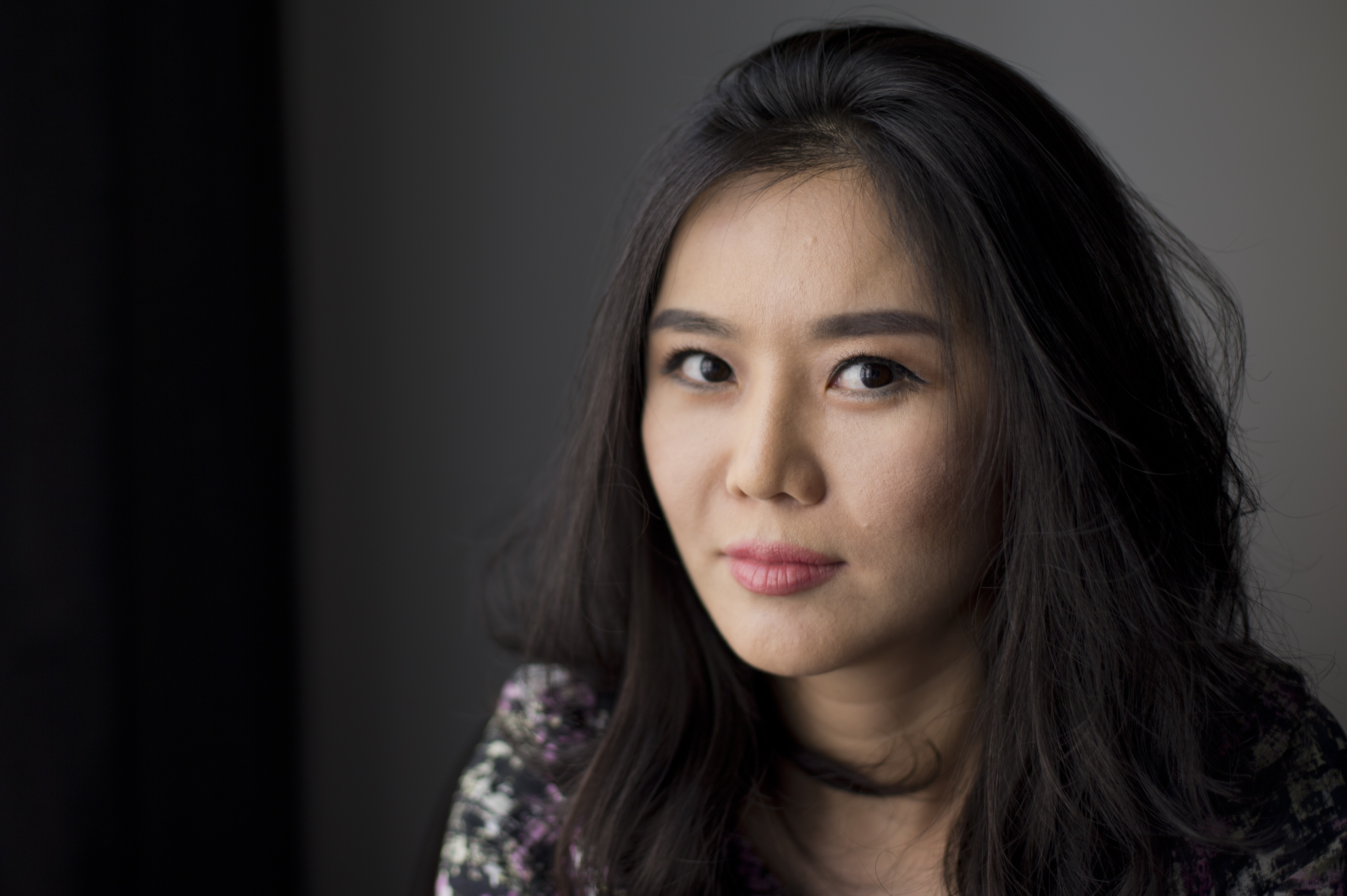Hyeonseo Lee on July 13, 2015. Lee fled North Korea, and has written a book about her escape, and her return to North Korea to help her parents escape