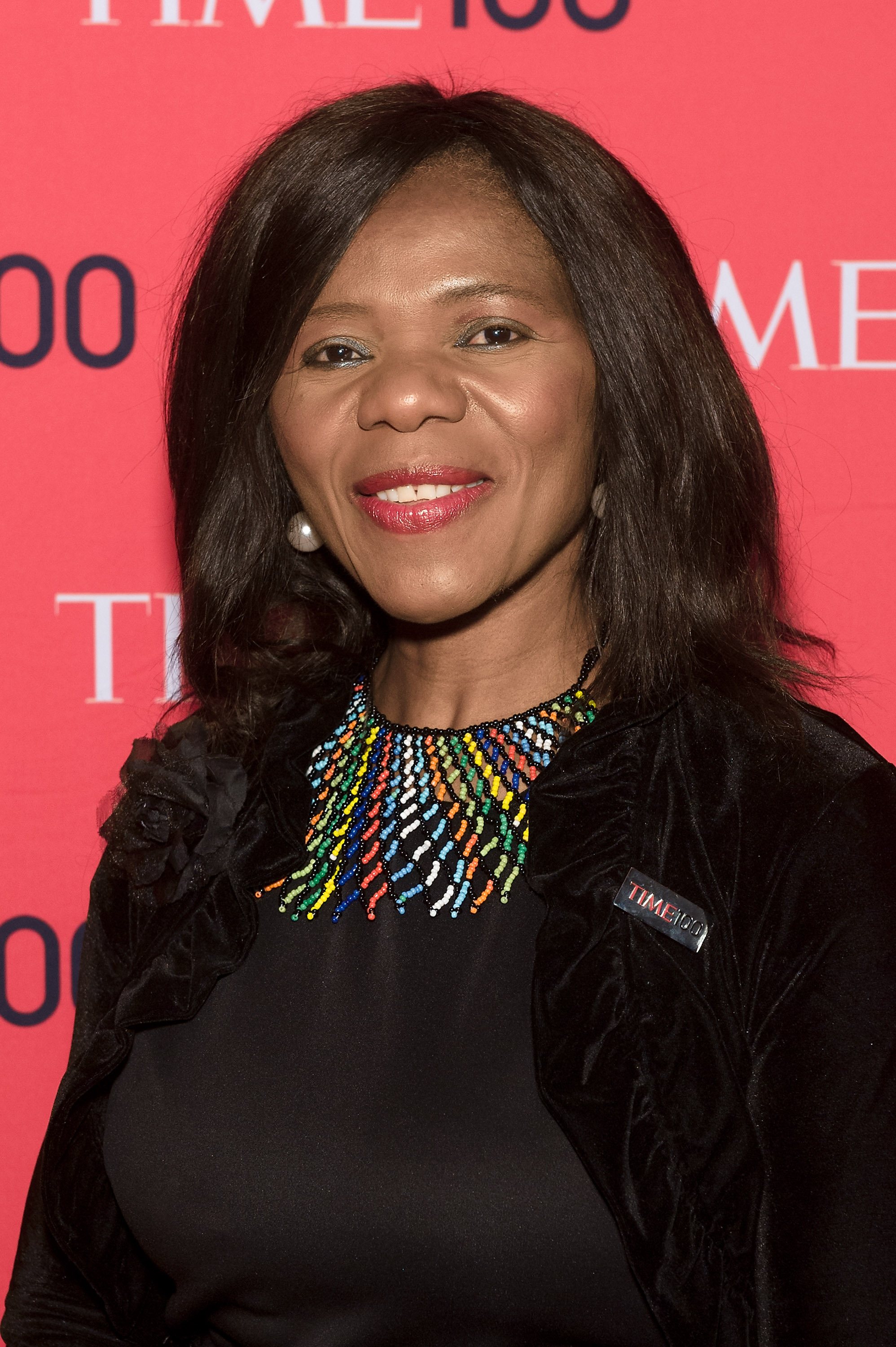 Thuli Madonsela attends the 2014 Time 100 Gala at Frederick P. Rose Hall, Jazz at Lincoln Center, on April 29, 2014, in New York City