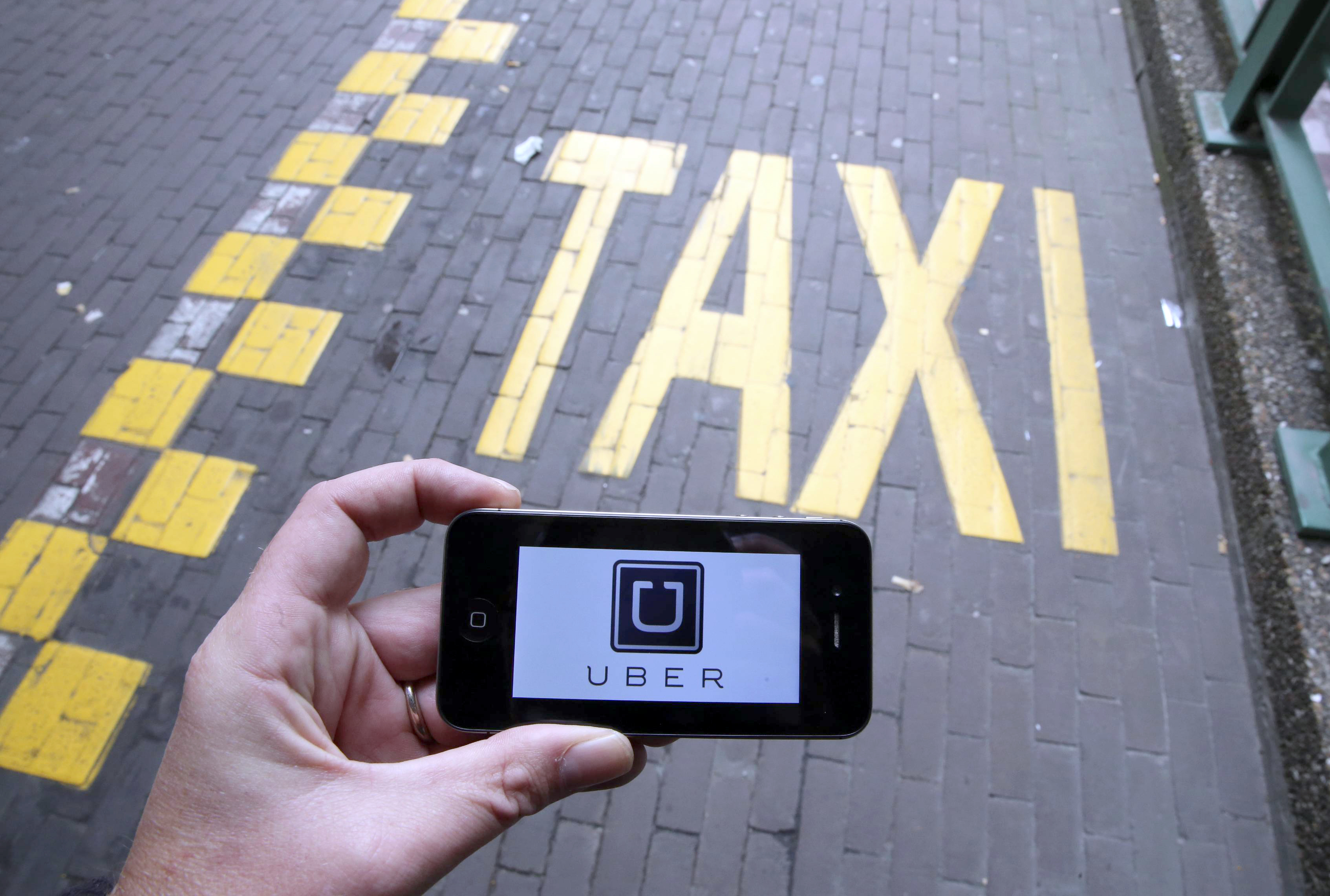 Majority of users don't think Uber should be regulated like a taxi.