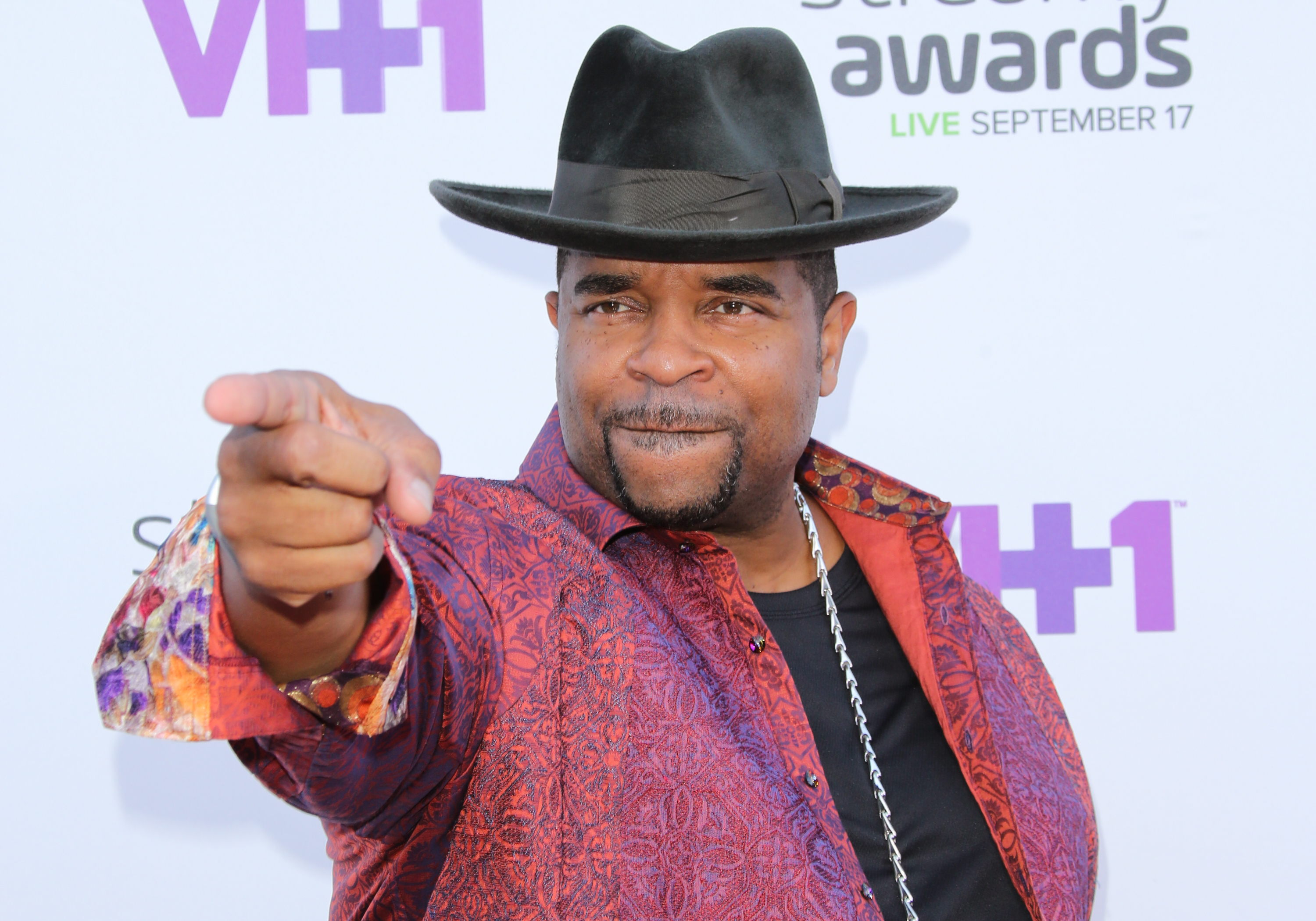 Rapper Sir Mix-a-Lot attends the 5th Annual Streamy Awards at The Hollywood Palladium on September 17, 2015 in Los Angeles, California.