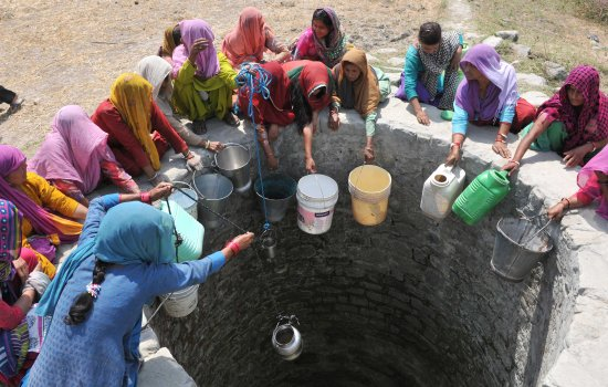 Drought In Jammu And Kashmir, 10 Villages Affected