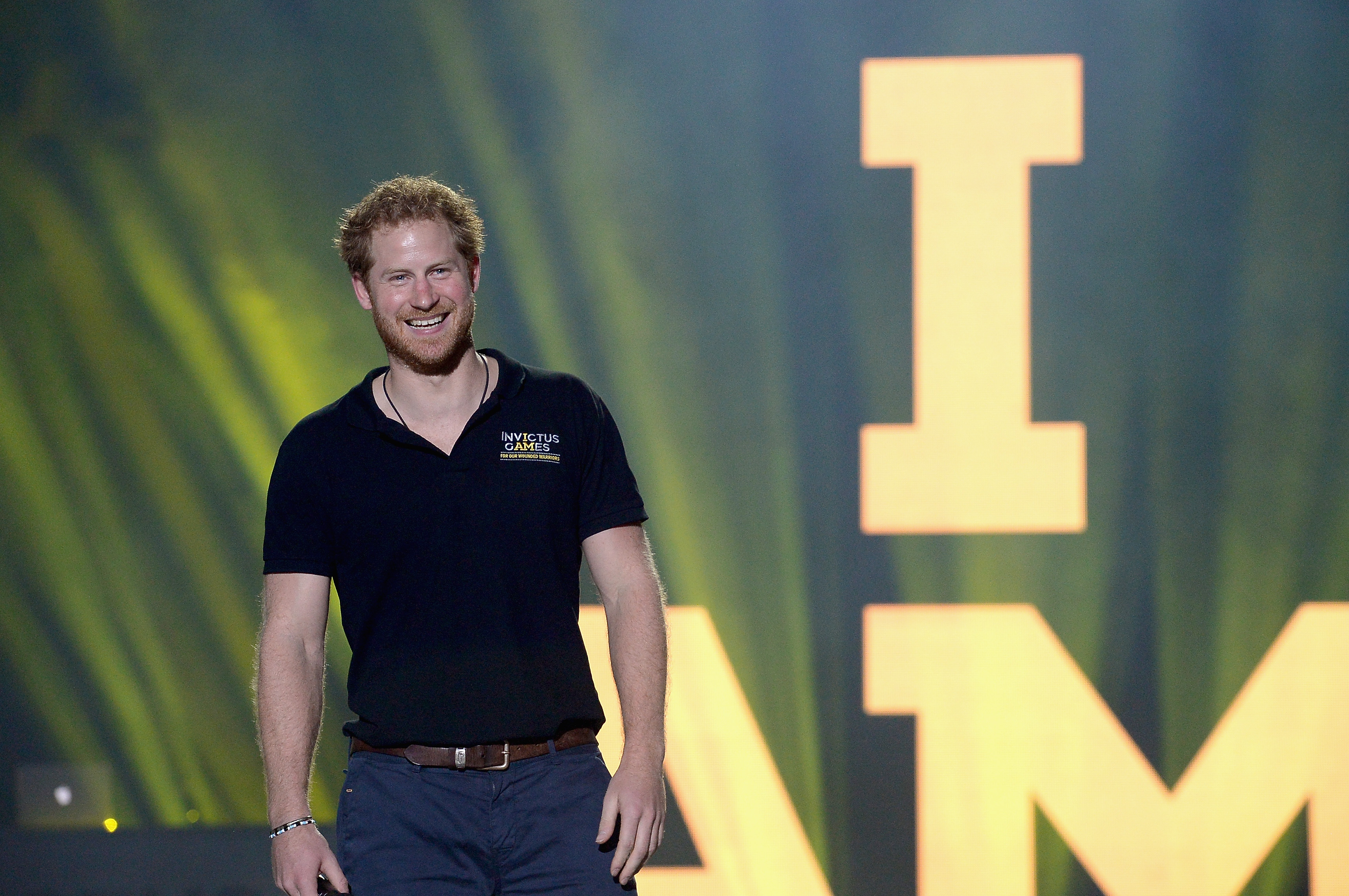 Prince Harry closing remarks during the Invictus Games, May 12, 2016 in Lake Buena Vista, Fla.