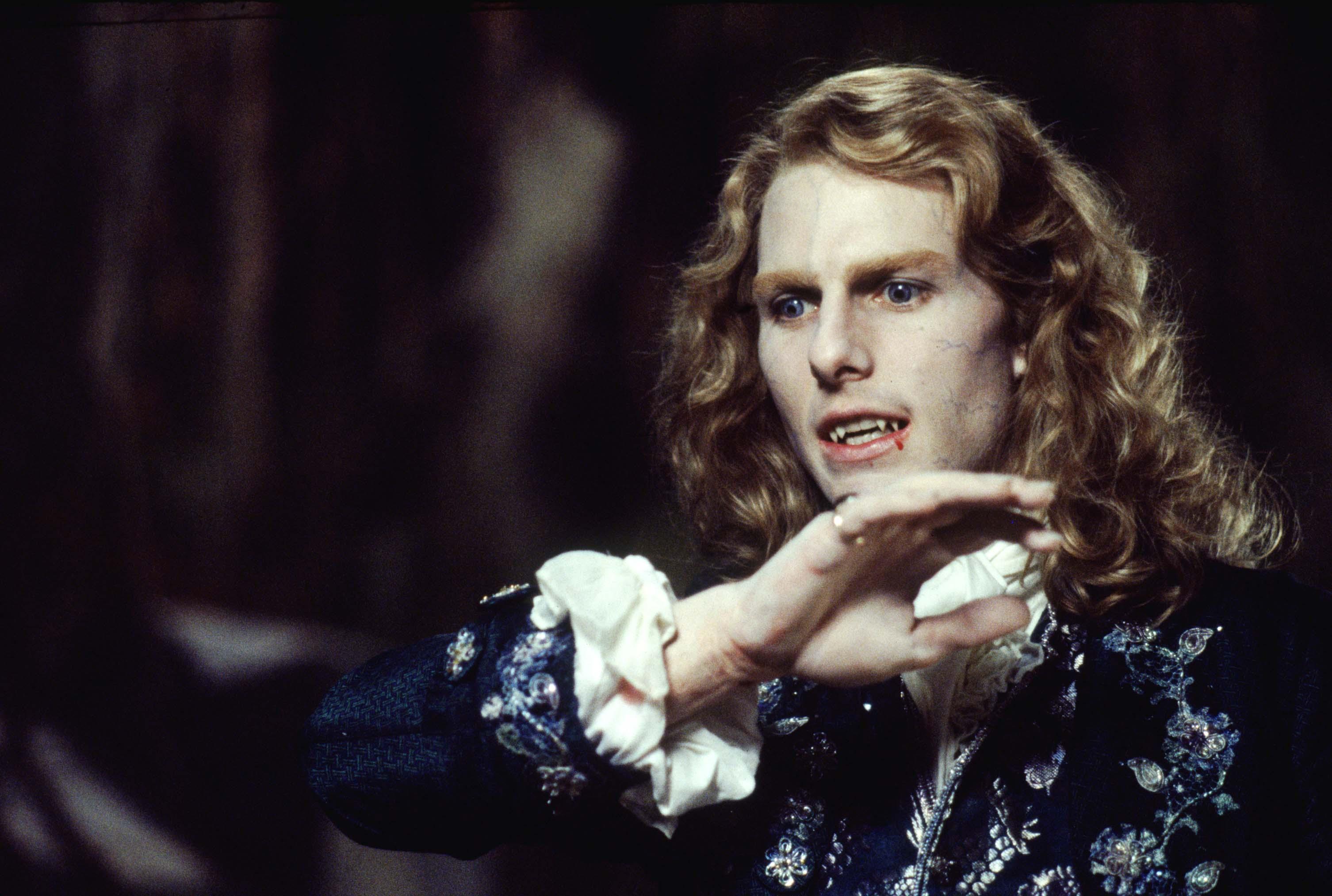 Interview with the Vampire, Lestat de Lioncourt, 1994.