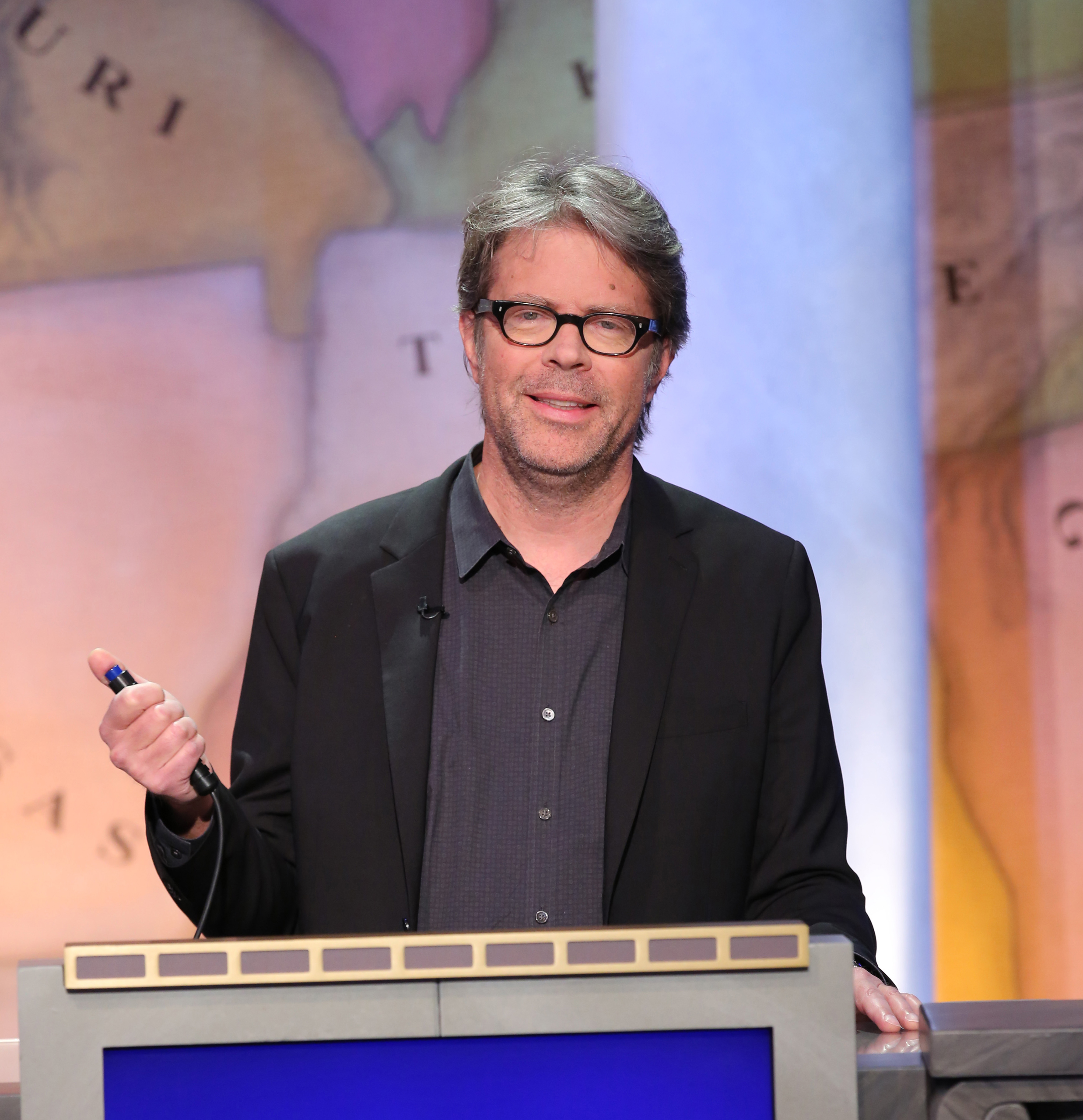 Jonathan Franzen on Jeopardy!