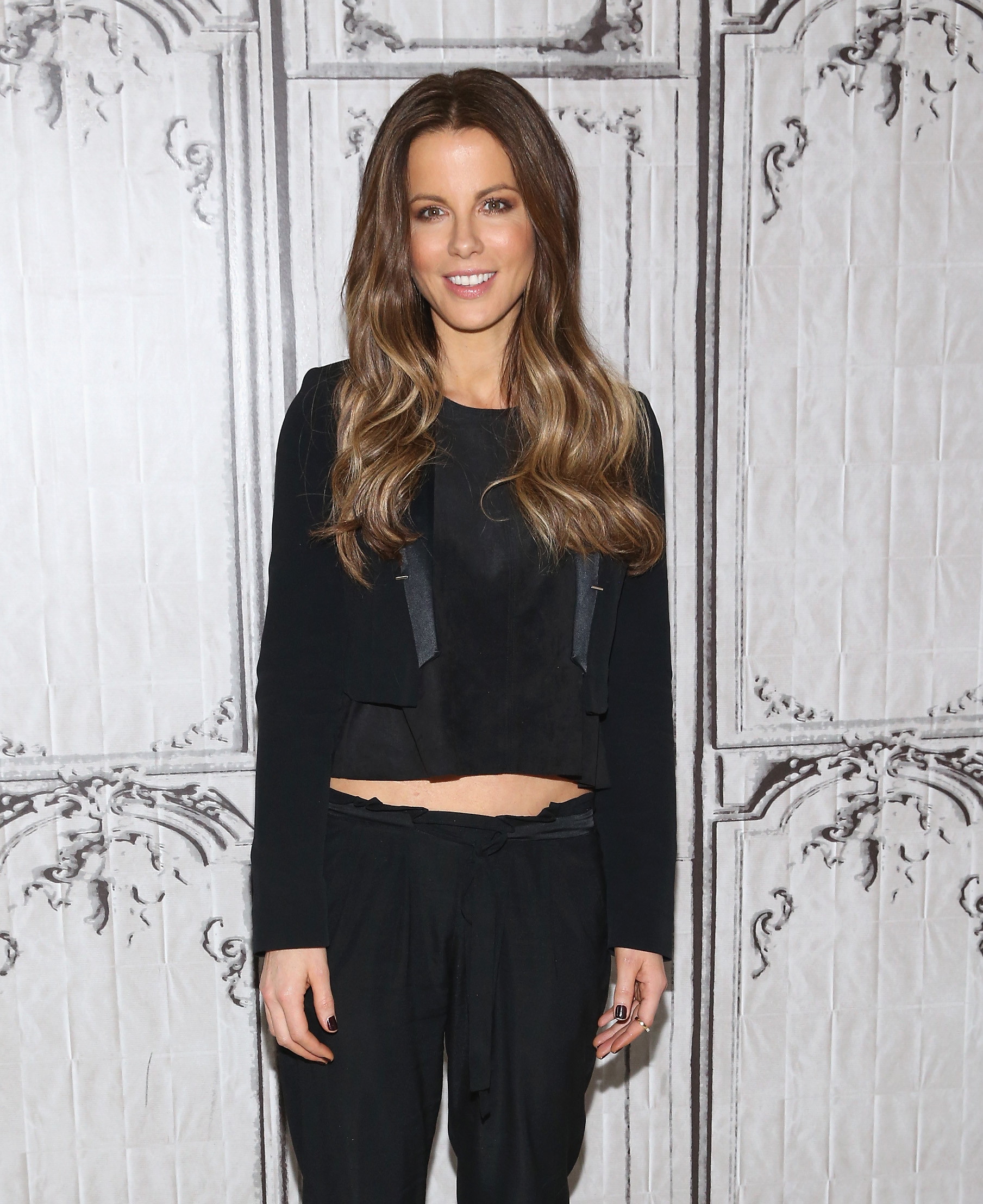 Kate Beckinsale attends the AOL Build Speaker Series for  Love & Friendship   on May 11, 2016 in New York, New York.