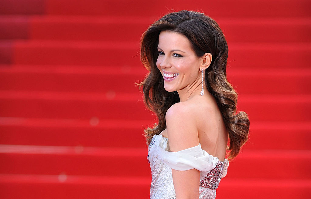 Kate Beckinsale attends the 'IL Gattopardo' Premiere at the Palais des Festivals during the 63rd Annual Cannes Film Festival on May 14, 2010 in Cannes, France.
