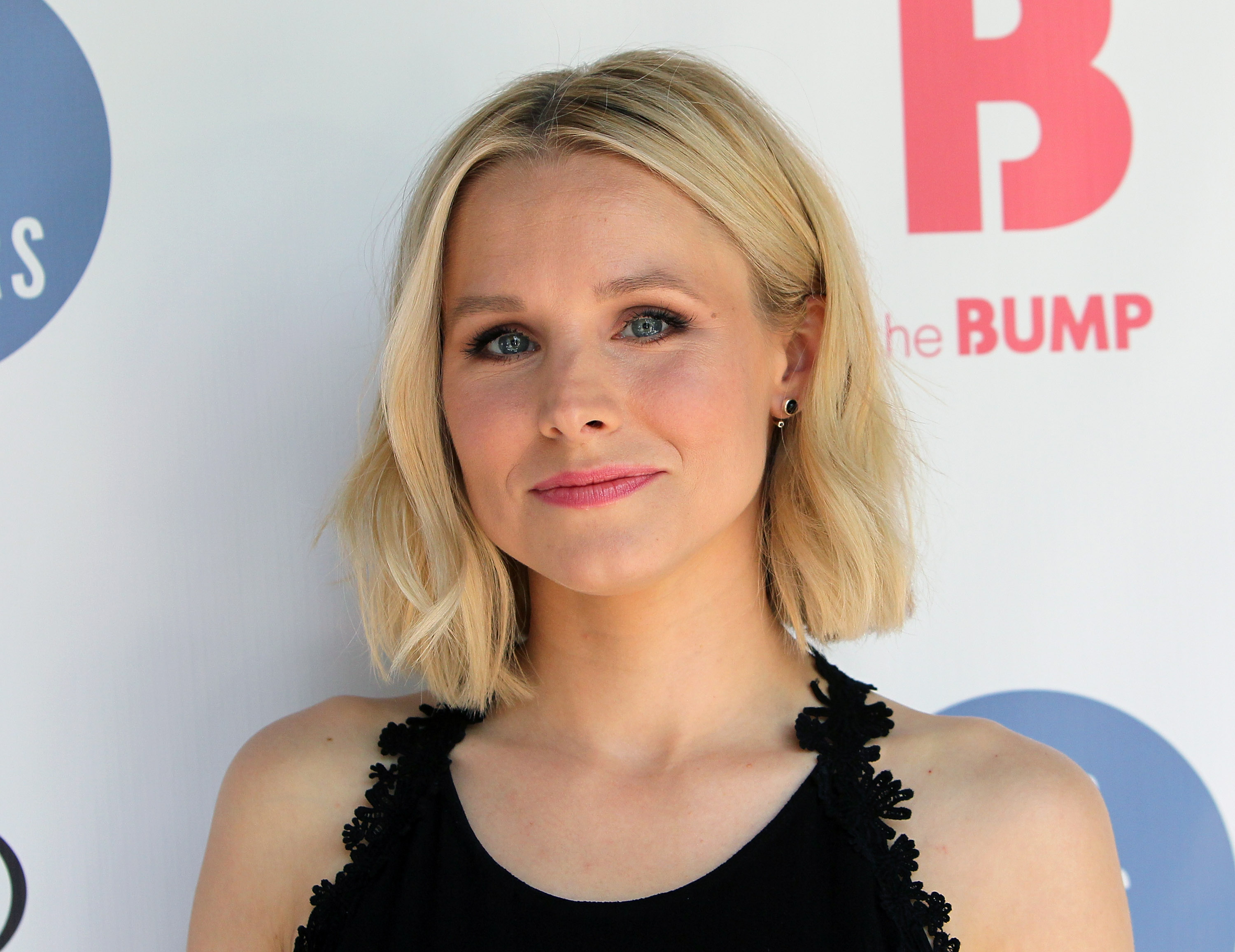 Actress Kristen Bell attends The Bump Moms: Movers and Makers Awards at The Millwick on May 3, 2016 in Los Angeles, California.