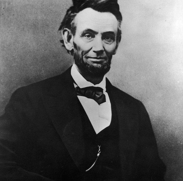 Линкольн президент картинки