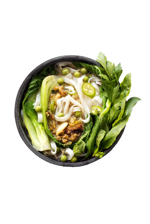Entrée the bowl