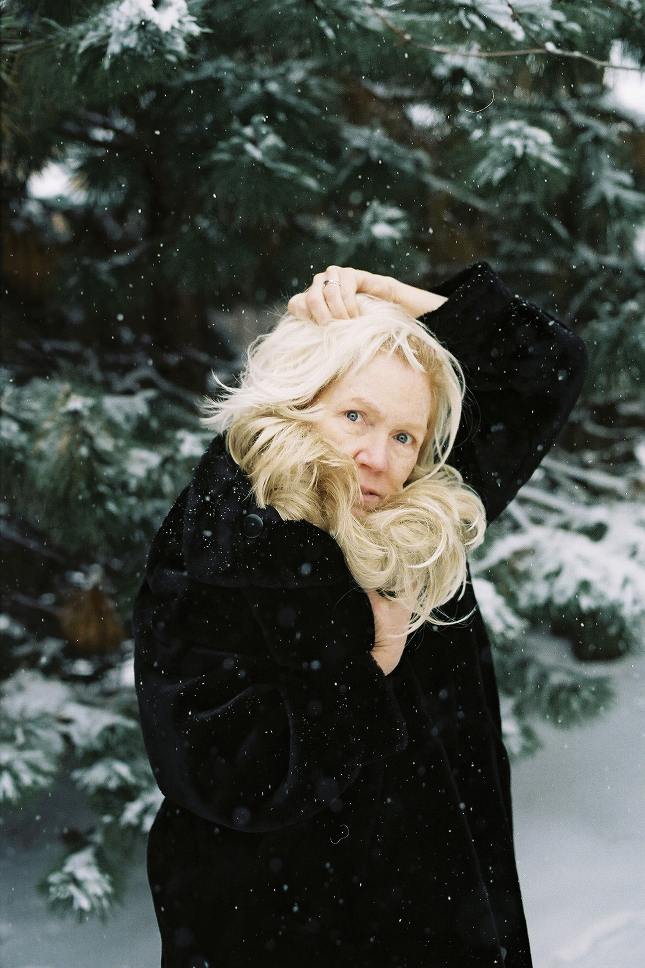 Untitled (First Snow), from the series Mom