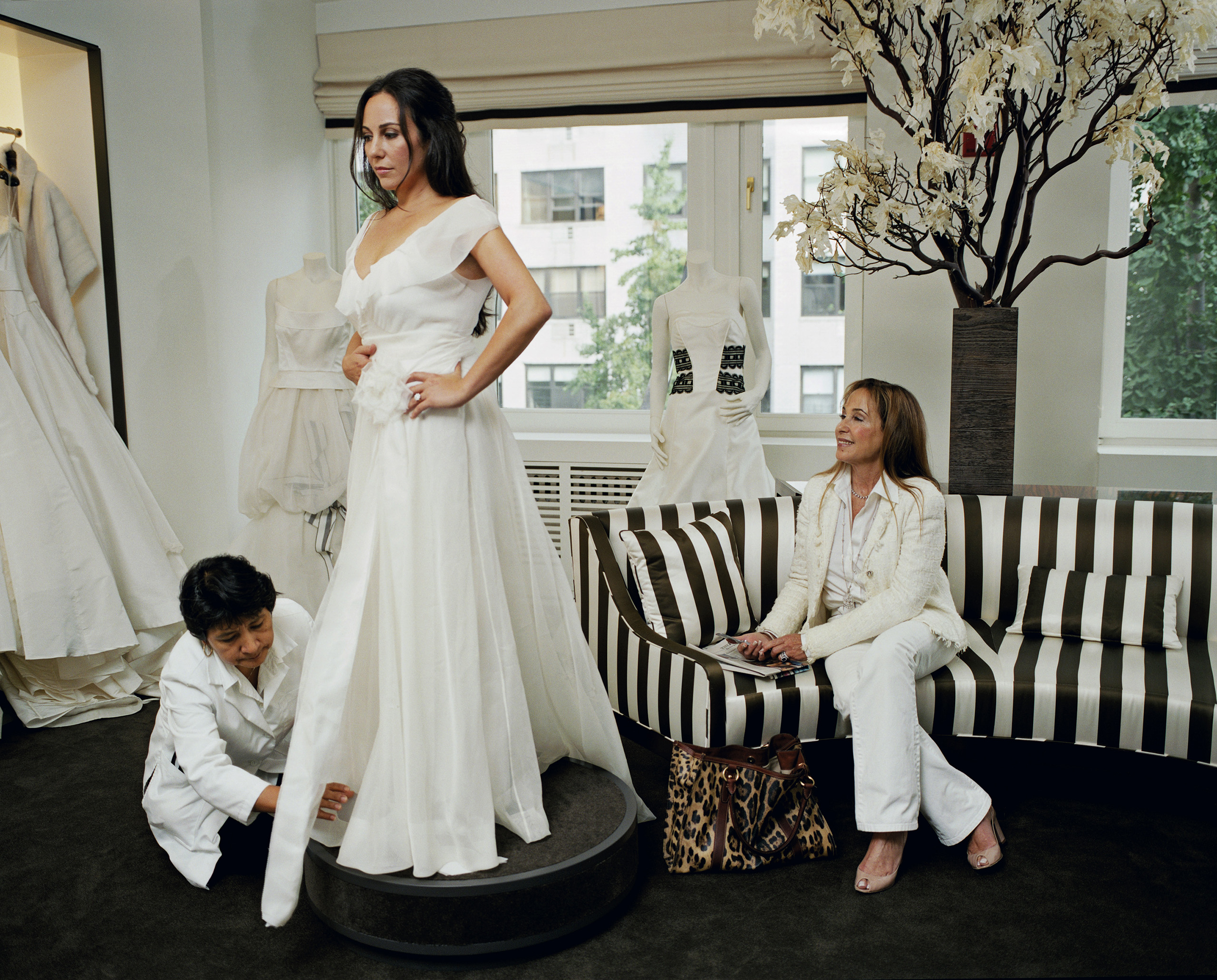 Wedding Dress Fitting from the series My American Life